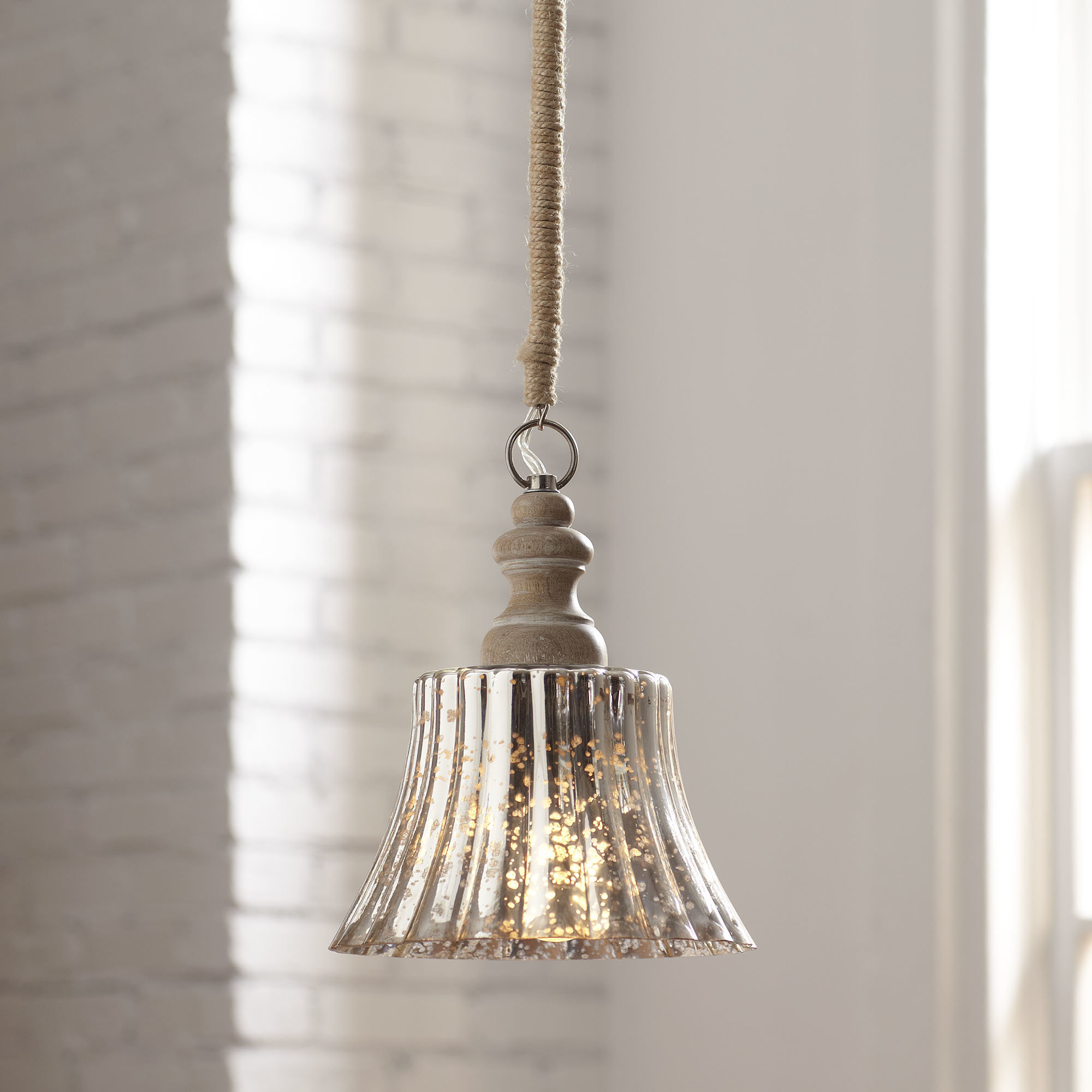 Klas 1 Light Bell Pendant With Most Up To Date Scruggs 1 Light Geometric Pendants (Gallery 17 of 25)
