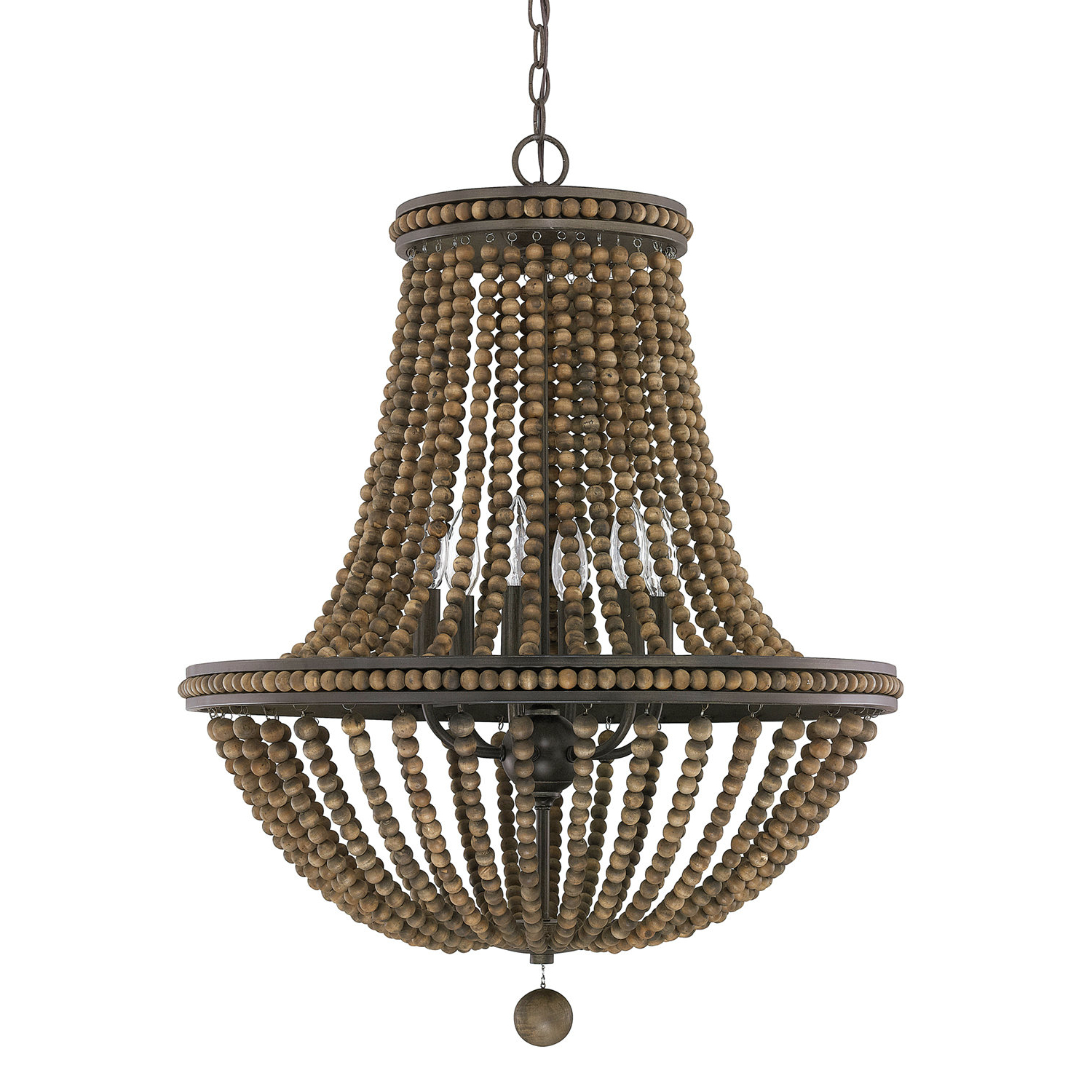 Ladonna 5 Light Novelty Chandeliers Within Latest Lillian Chandelier (View 18 of 25)