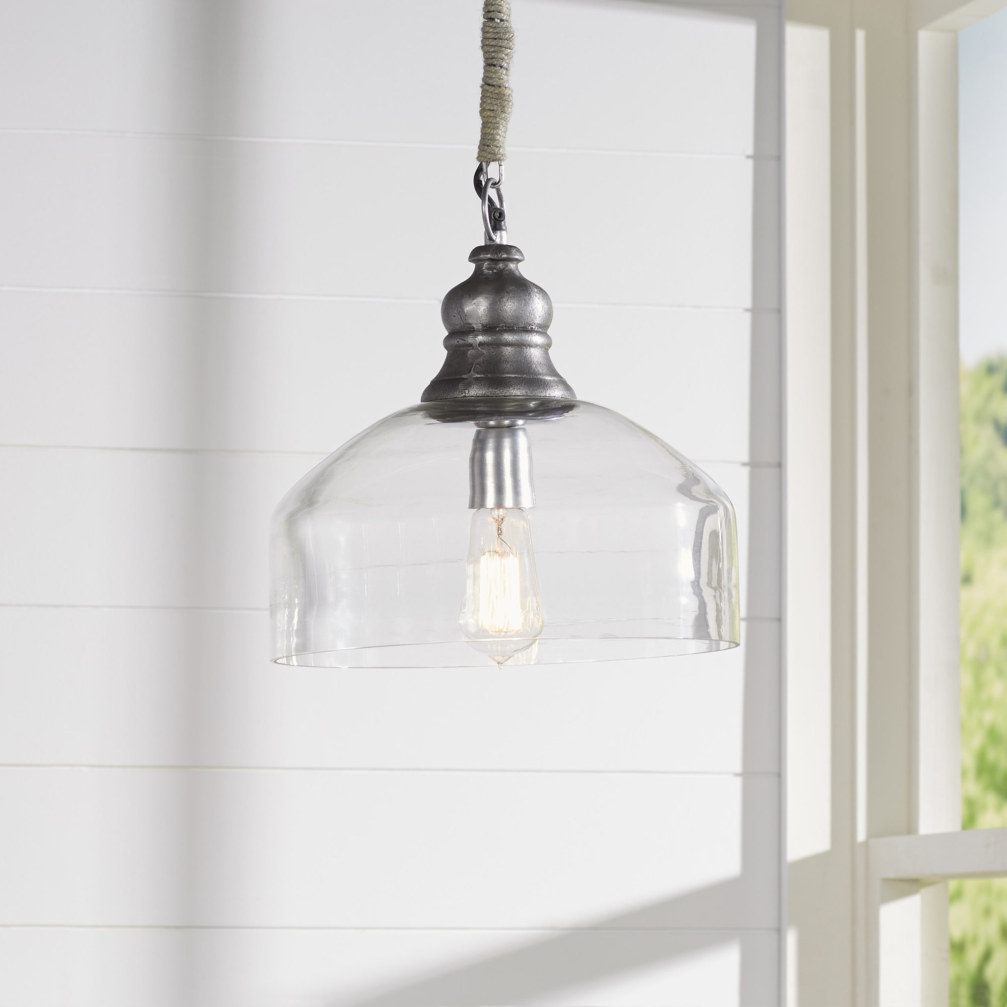 Latest Dorothea 1 Light Single Dome Pendant Intended For Carey 1 Light Single Bell Pendants (View 14 of 25)