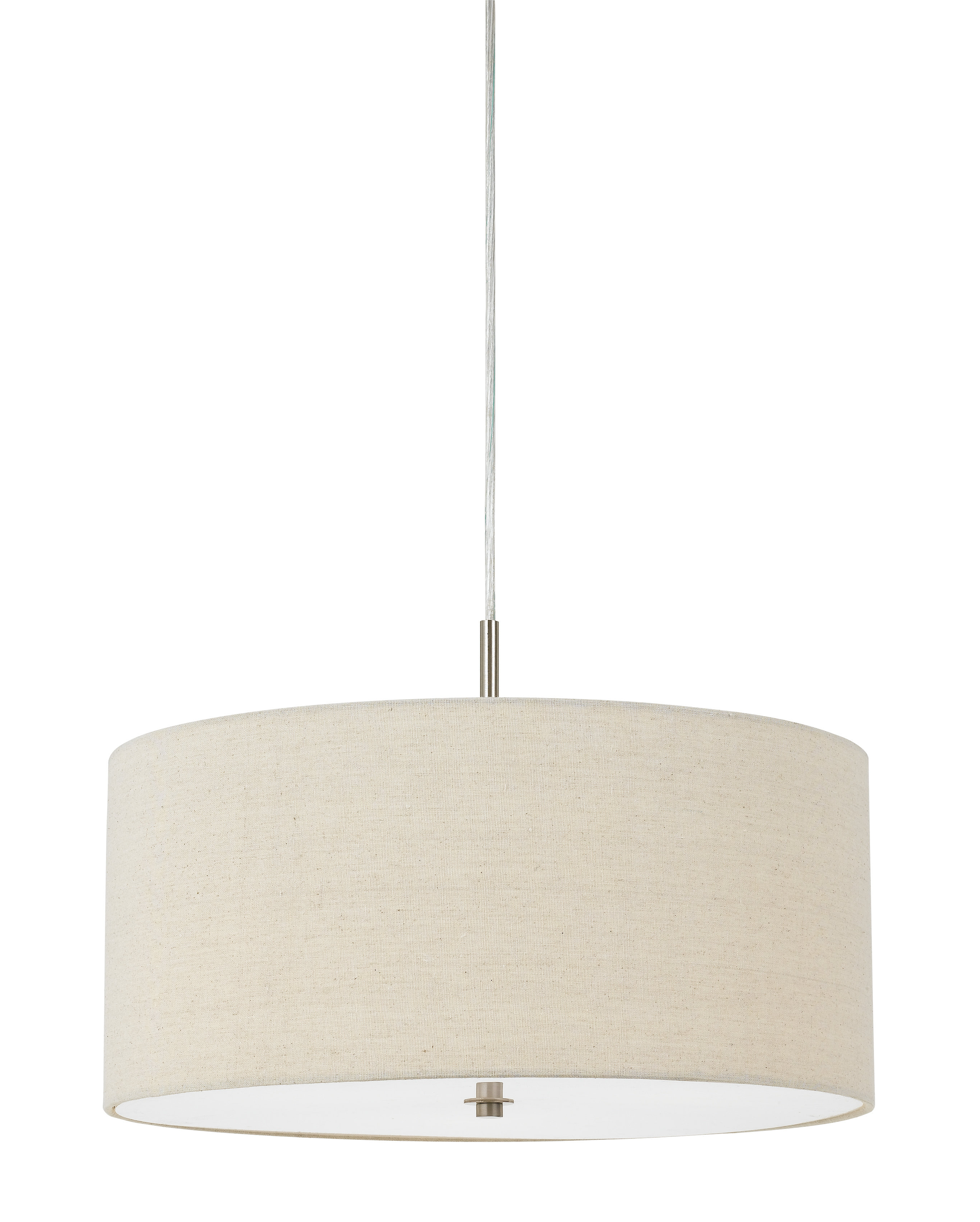 Latest Tristian 3 Light Drum Chandelier Throughout Kasey 3 Light Single Drum Pendants (View 18 of 25)