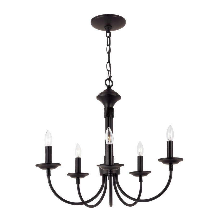 Lighting Inside Most Popular Shaylee 5 Light Candle Style Chandeliers (View 7 of 25)