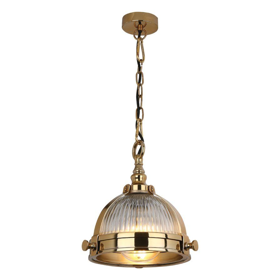 Lights Regarding Ryker 1 Light Single Dome Pendants (View 22 of 25)