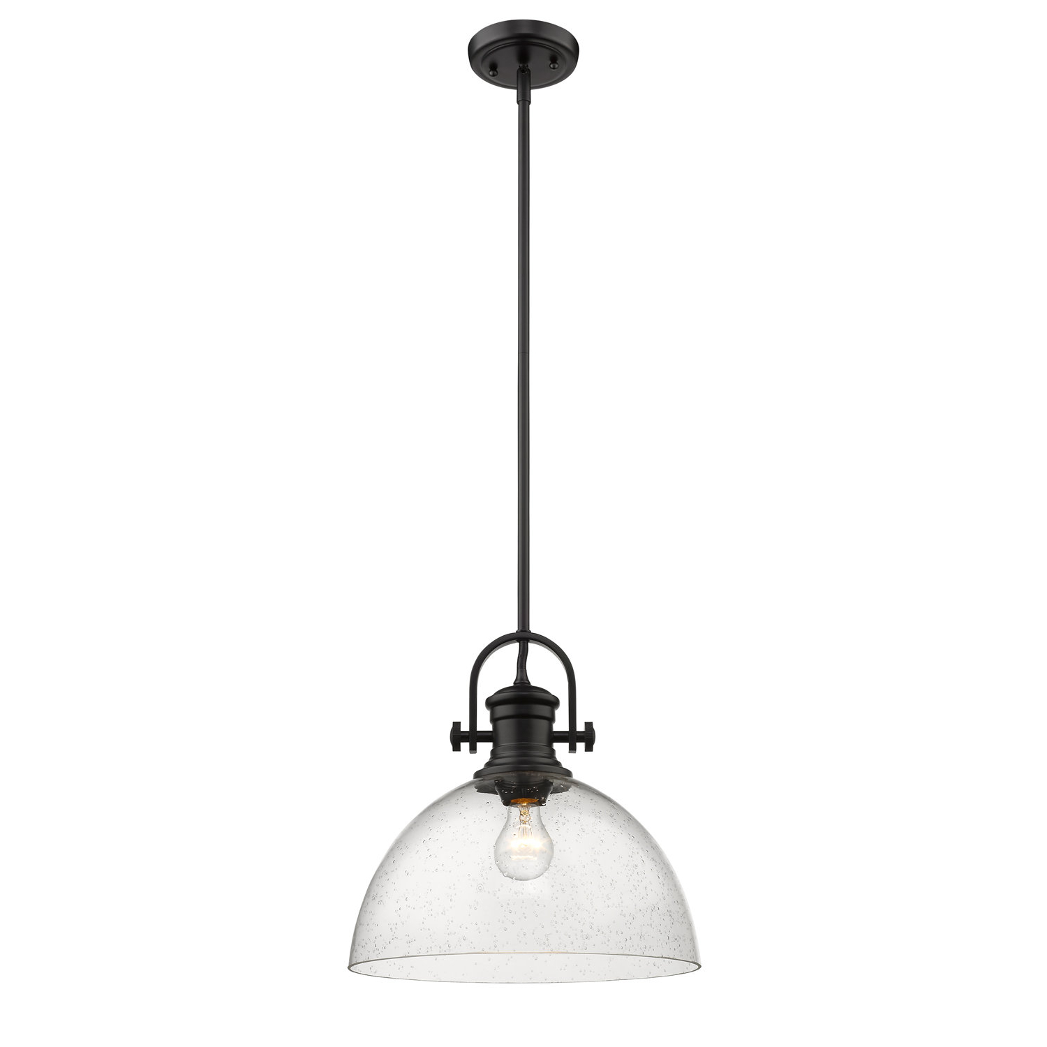 Macon 1 Light Single Dome Pendants For Widely Used Vedder 1 Light Dome Pendant (View 11 of 25)