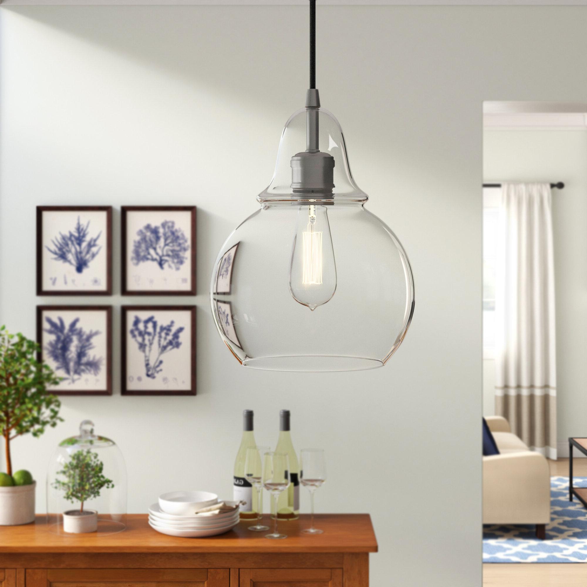 Mercury Row Conard 1 Light Single Bell Pendant Pertaining To Most Up To Date Carey 1 Light Single Bell Pendants (View 16 of 25)