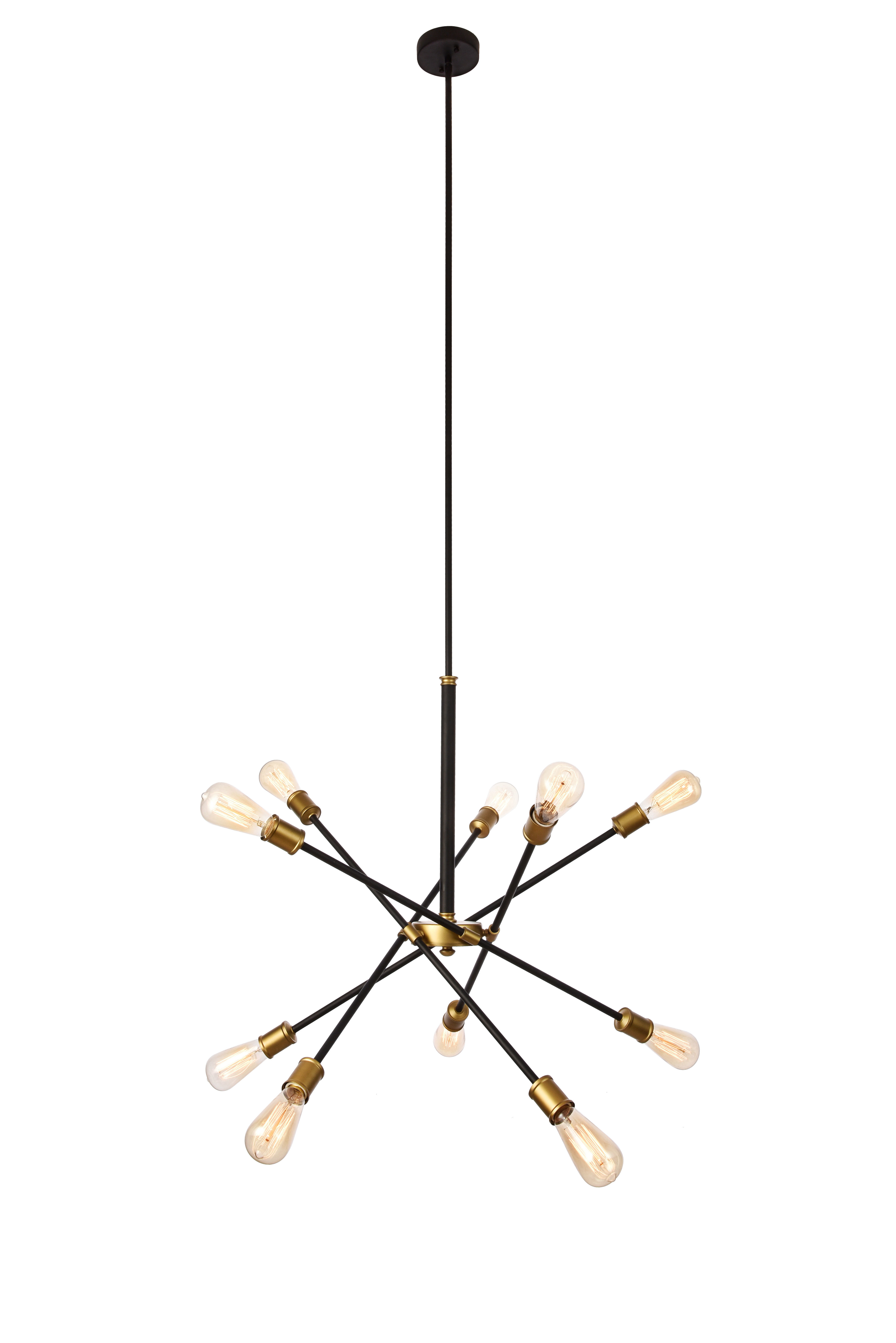 Modern And Contemporary Chandeliers (View 16 of 25)
