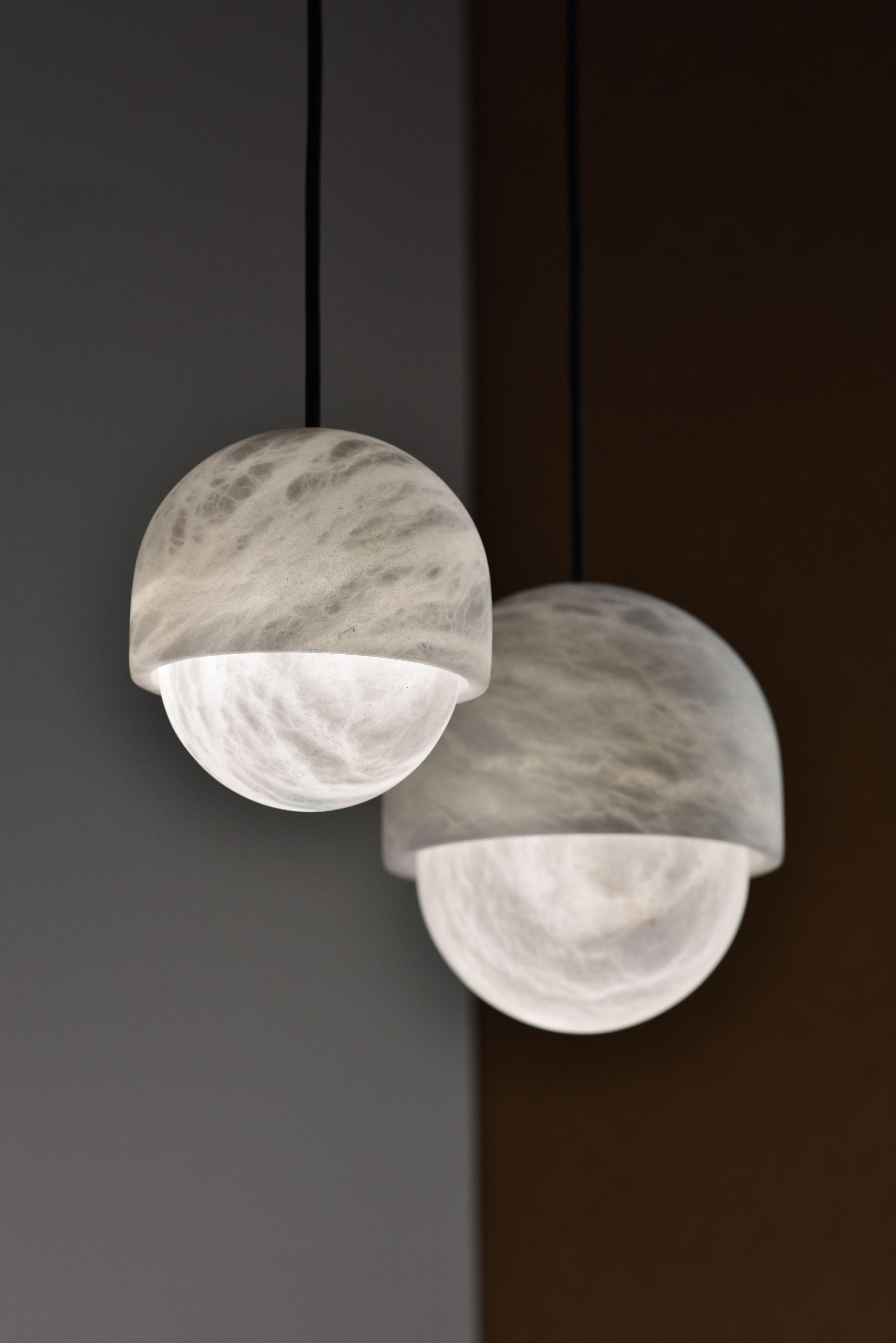Modern Lighting Design Inside Recent Leiters 3 Light Lantern Geometric Pendants (View 23 of 25)