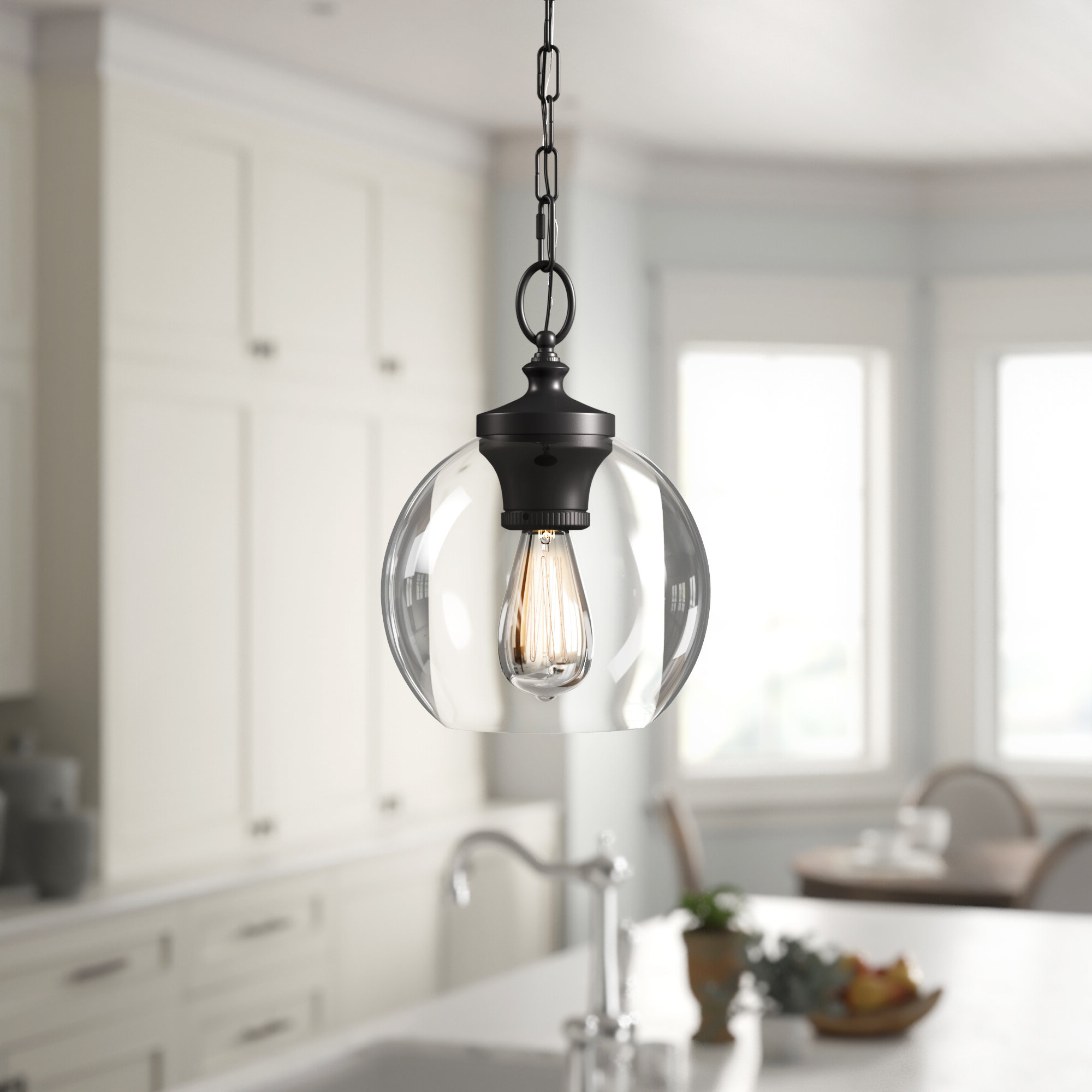 Most Current Asellus 1 Light Single Globe Pendant Inside Conard 1 Light Single Teardrop Pendants (View 14 of 25)