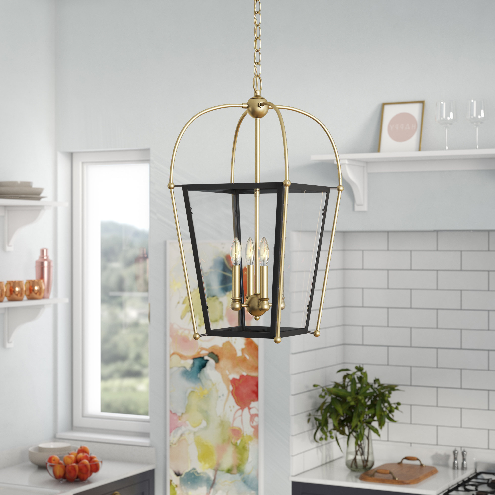 Most Current Hedstrom 4 Light Foyer Lantern Pendant Throughout Finnick 4 Light Foyer Pendants (View 7 of 25)