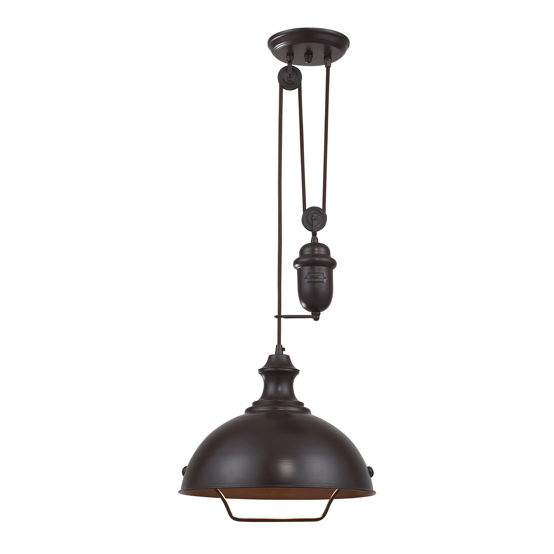 Most Current Legrand 1 Light Single Dome Pendant Regarding Stetson 1 Light Bowl Pendants (View 10 of 25)