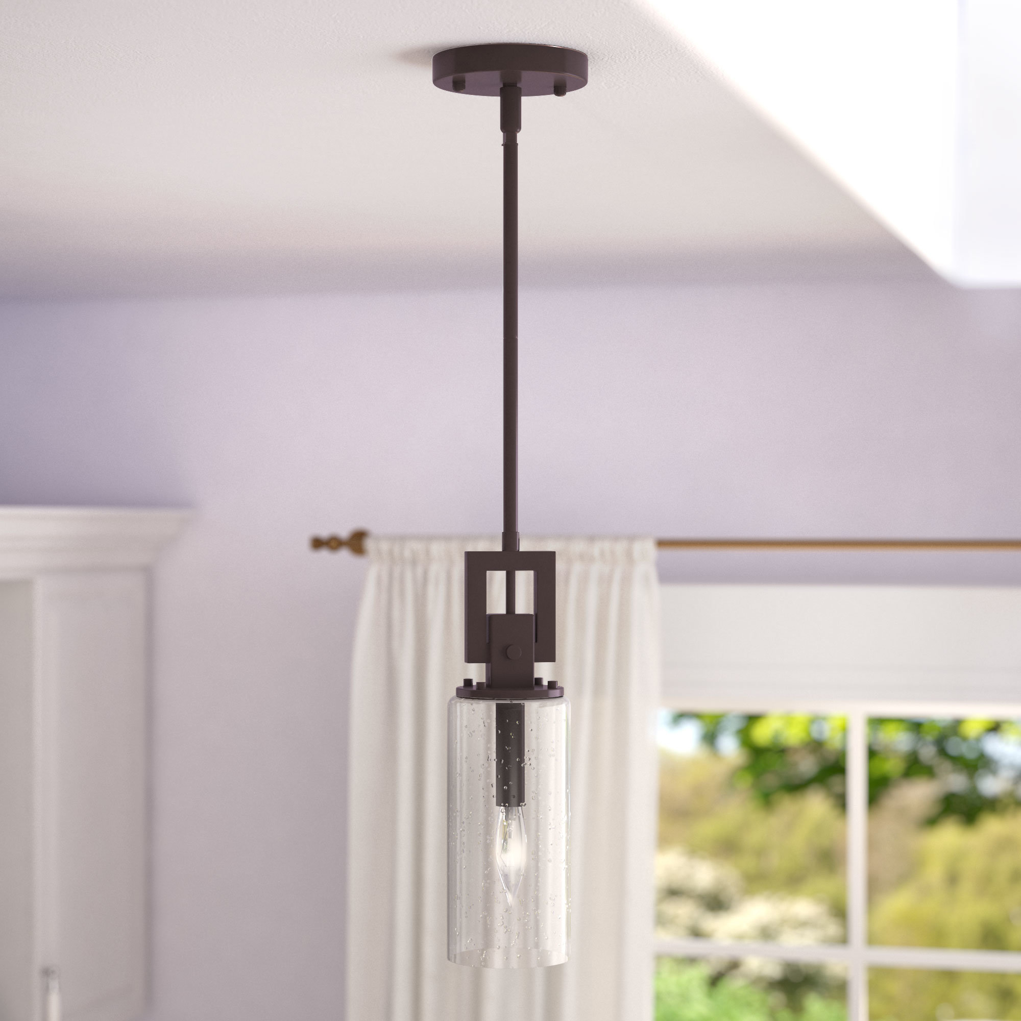 Most Current Mccary 1 Light Single Cylinder Pendant Pertaining To Oldbury 1 Light Single Cylinder Pendants (View 7 of 25)