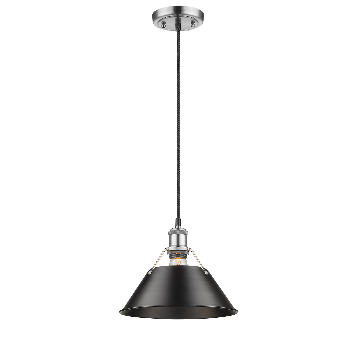 Most Current Weatherford 1 Light Single Cone Pendant In Nadeau 1 Light Single Cone Pendants (View 8 of 25)