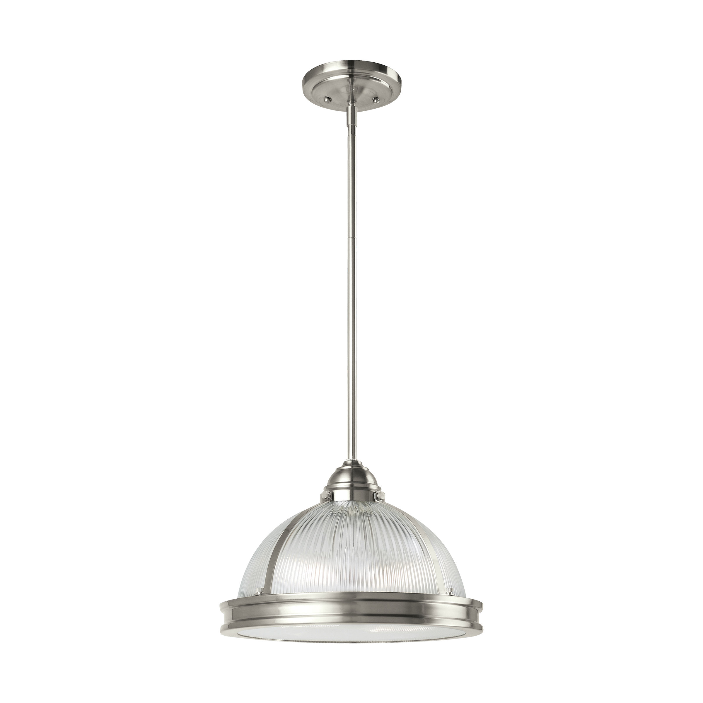 Most Popular Granville 2 Light Single Dome Pendant Throughout Granville 3 Light Single Dome Pendants (View 4 of 25)