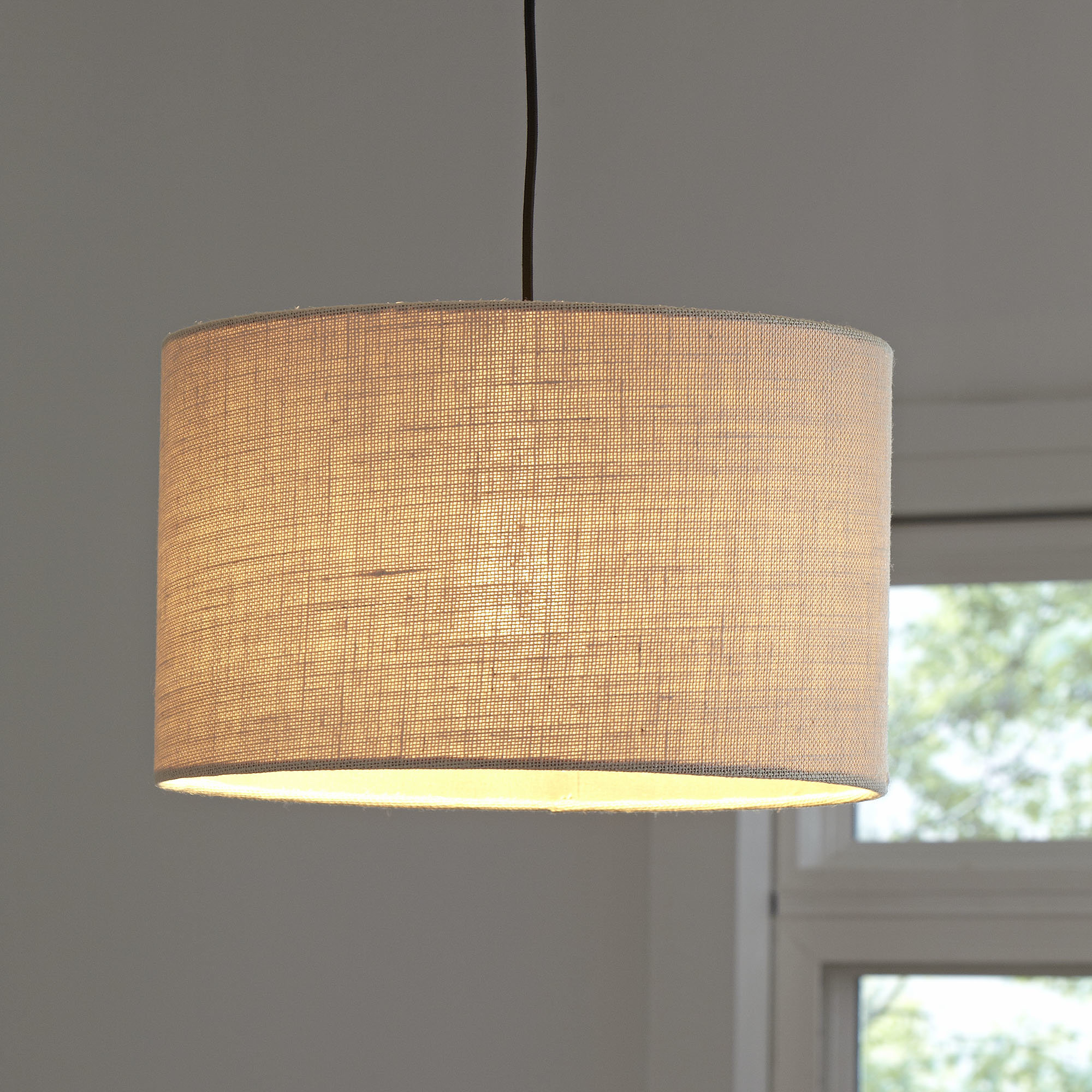 Most Popular Kasey 3 Light Single Drum Pendants Regarding Spofford 1 Light Single Drum Pendant (View 19 of 25)