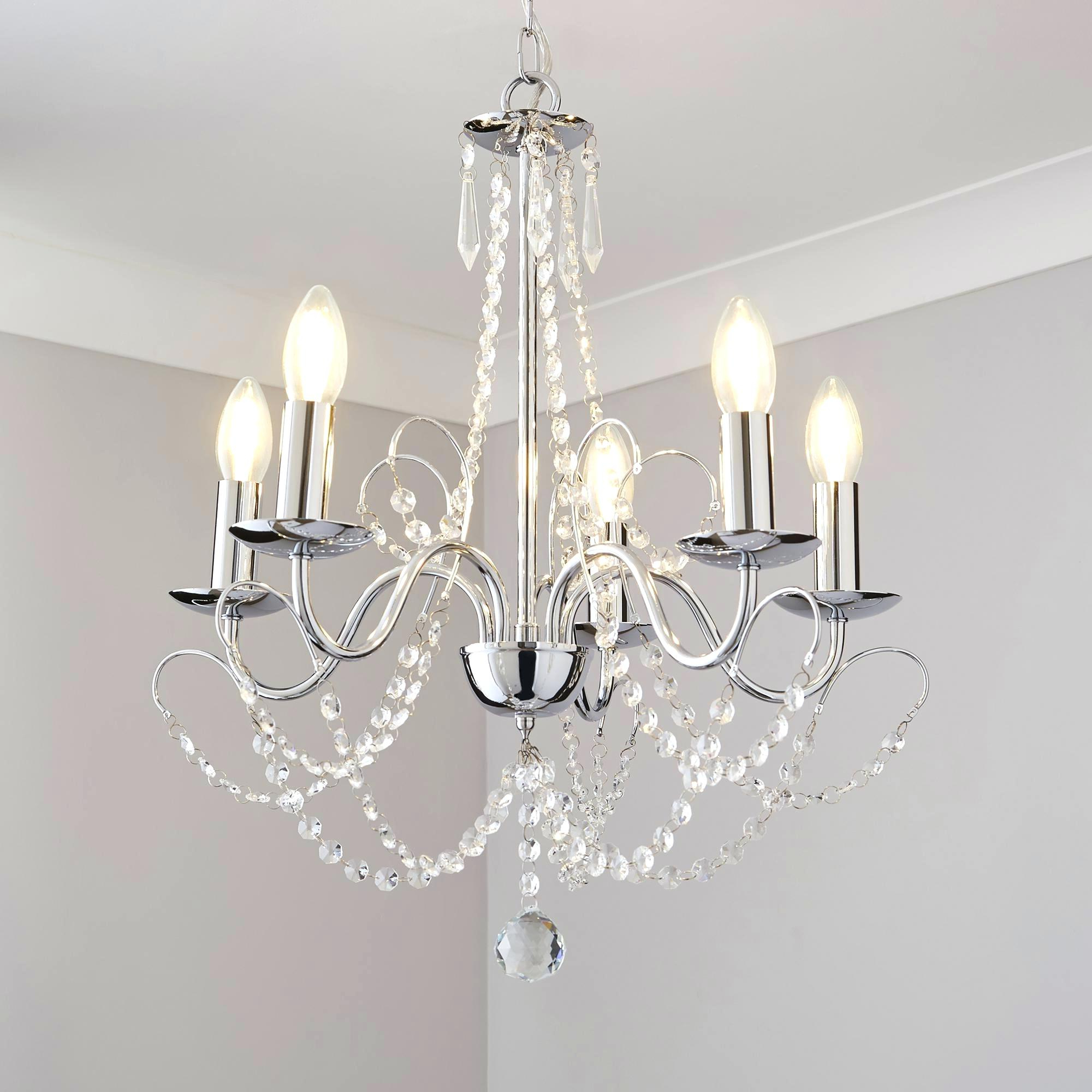 Most Recent 5 Light Chandelier – Francenegaal (View 17 of 25)