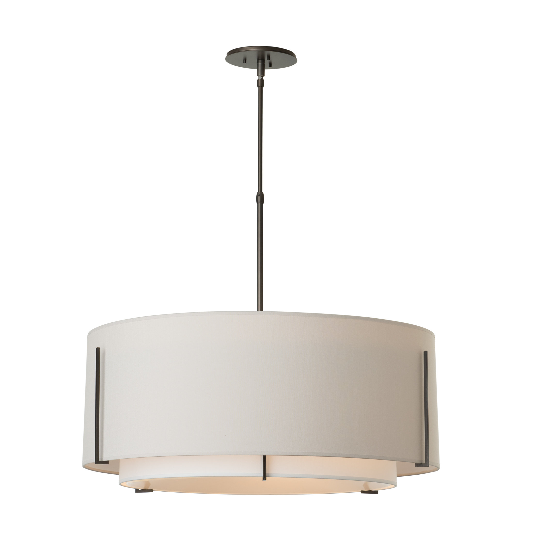 Most Recent Black Drum Pendant Lighting You'll Love In  (View 20 of 25)