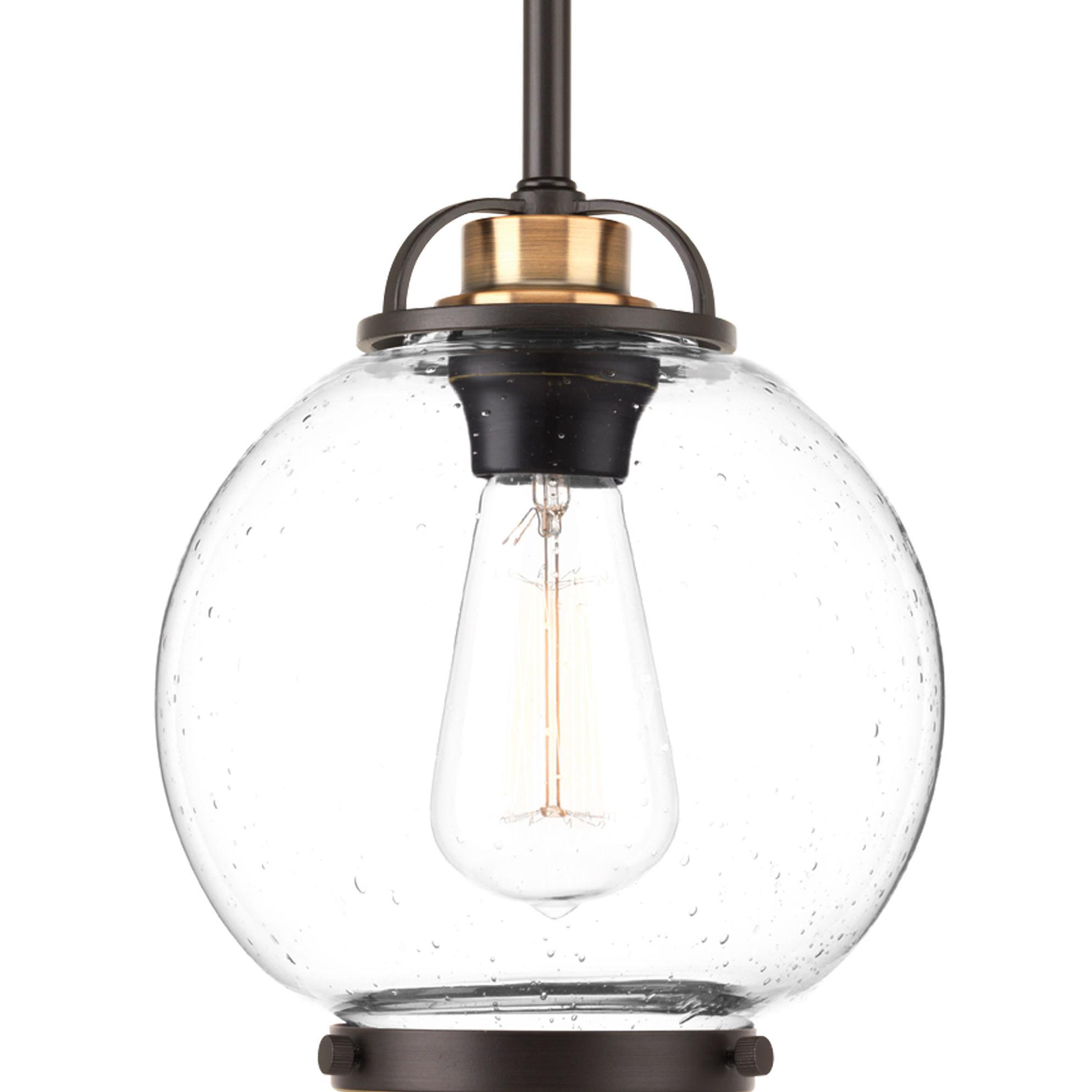 Most Recent Cayden 1 Light Single Globe Pendants For Suzan 1 Light Single Globe Pendant (View 18 of 25)