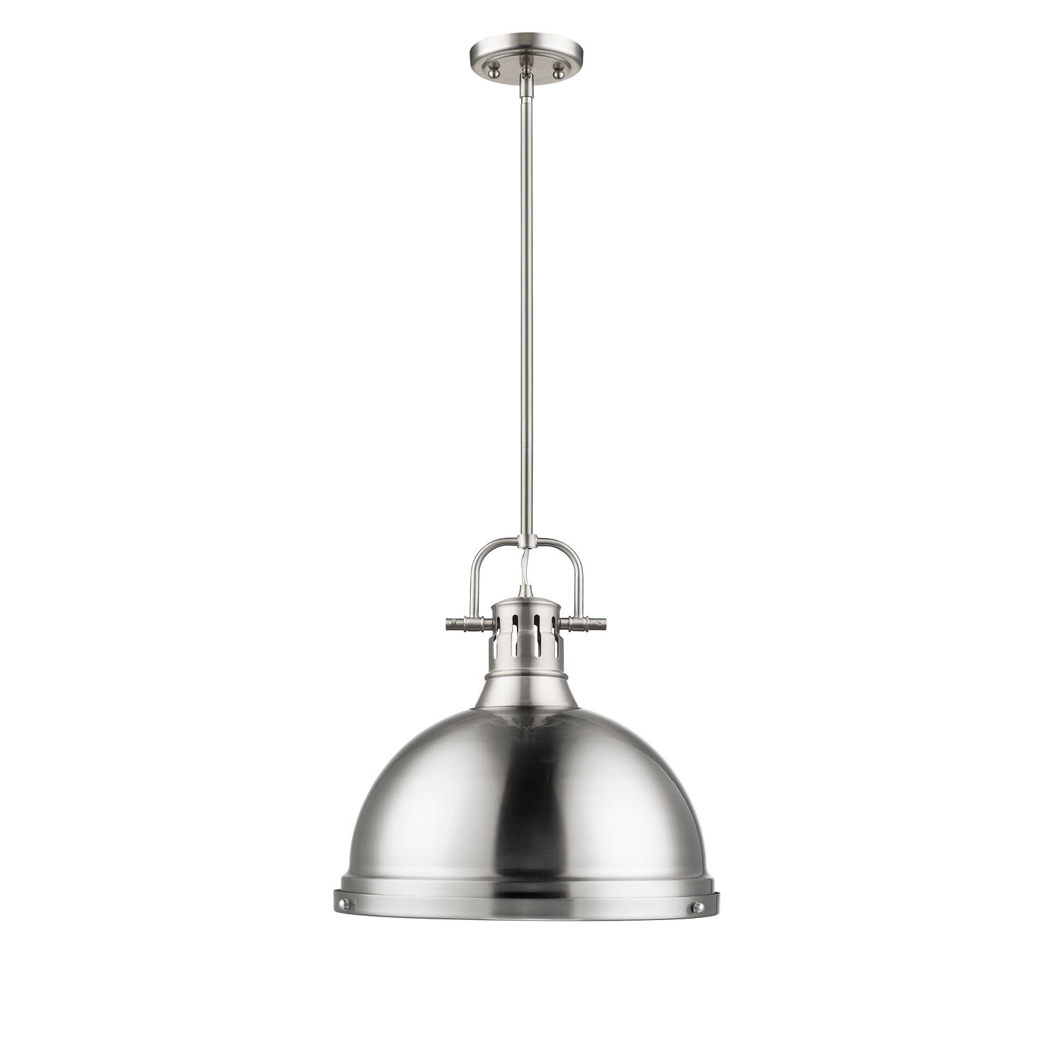 Most Recent Conard 1 Light Single Teardrop Pendants For Bodalla 1 Light Single Dome Pendant & Reviews (View 21 of 25)