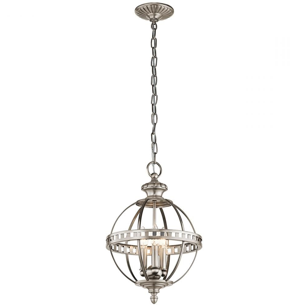 Most Recent Emaria 3 Light Single Drum Pendants Within Much, Much Cheaper Alternative To The Victorian Hotel (View 12 of 25)