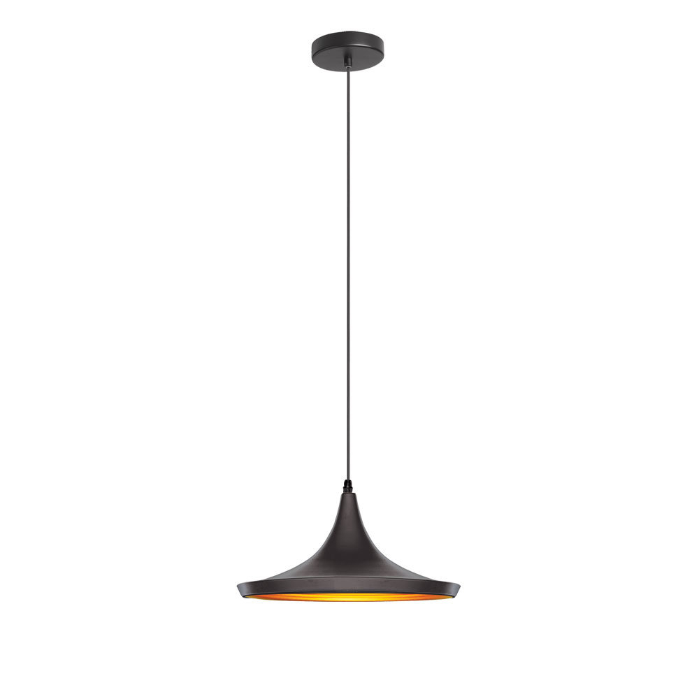 Most Recent Knoxville 1 Light Single Teardrop Pendants Pertaining To Bradman 1 Light Single Cone Pendant (View 25 of 25)