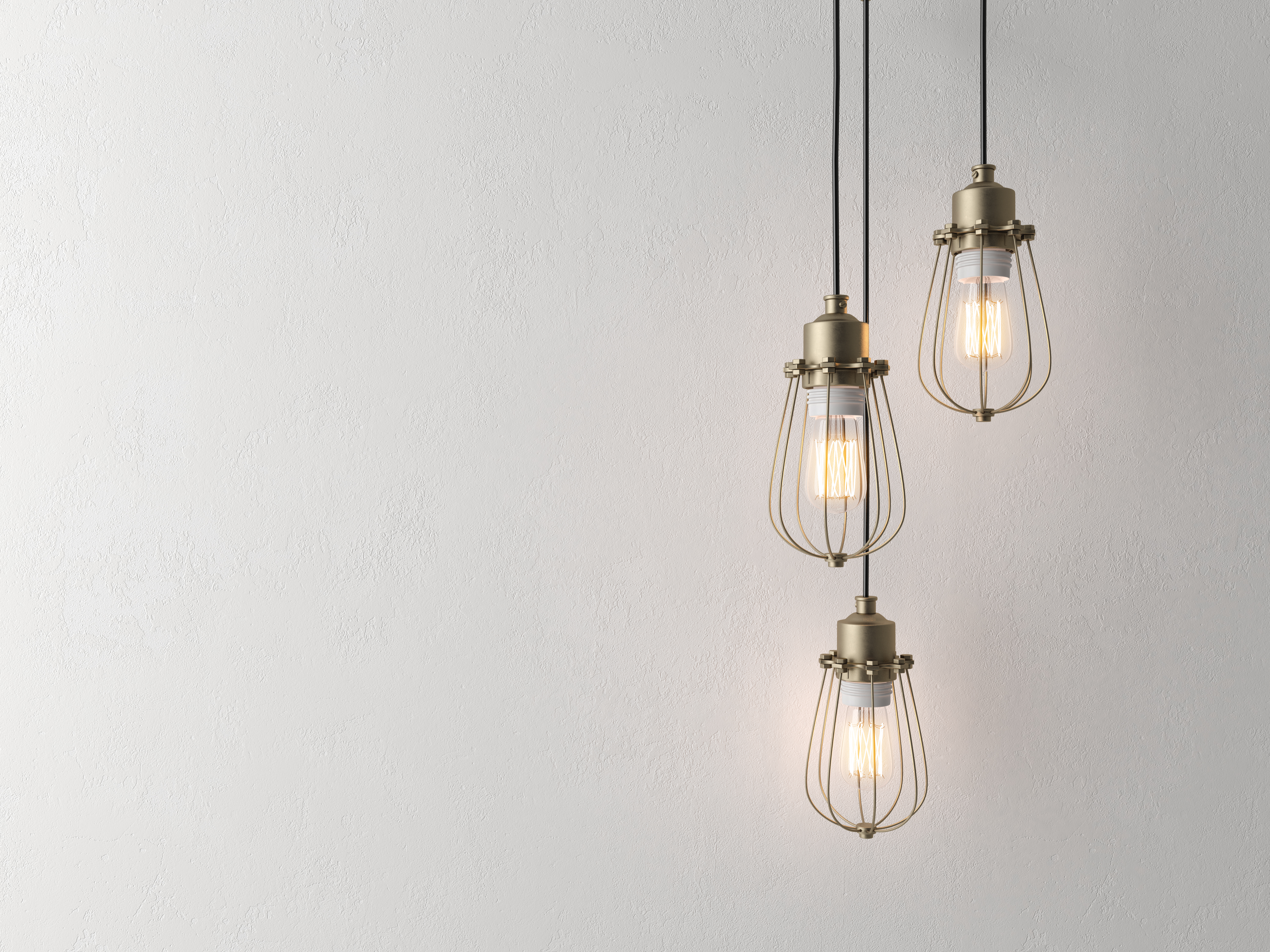 Most Recent Odie 4 Light Lantern Square Pendants Intended For How To Adapt Your Lighting For Sloped Ceilings (View 5 of 25)