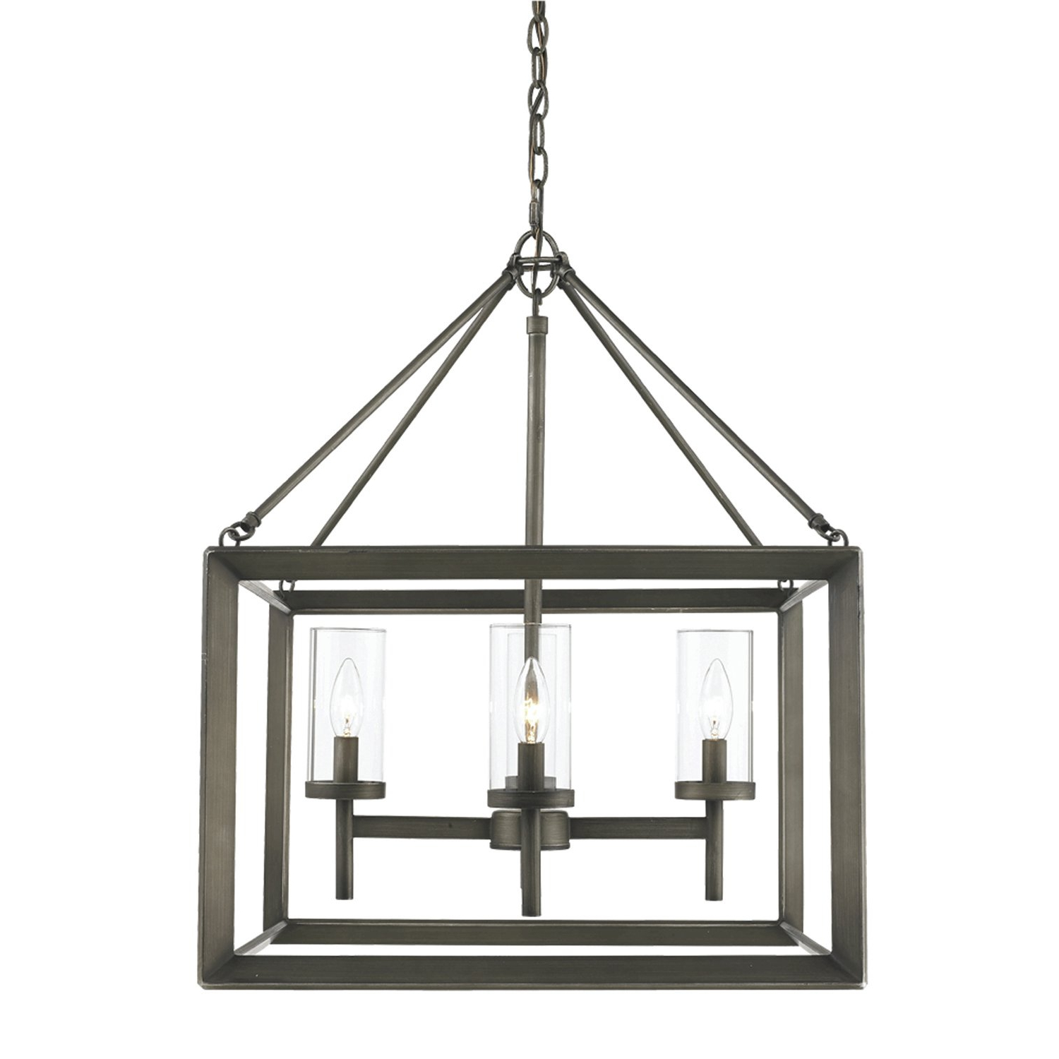 Most Recent Three Posts Thorne 4 Light Lantern Pendant Regarding Thorne 4 Light Lantern Rectangle Pendants (View 6 of 25)