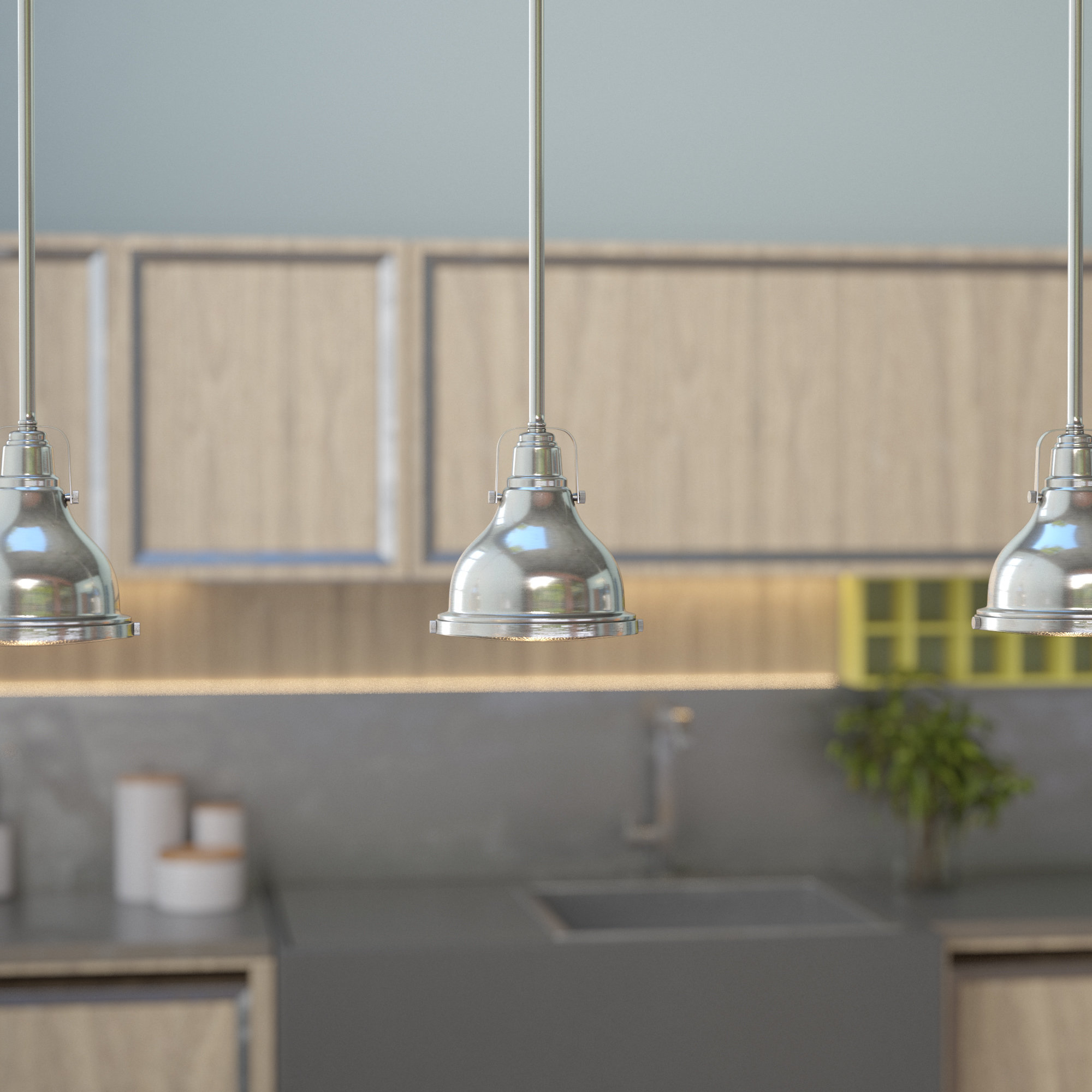 Most Recently Released Fresno Dome 1 Light Bell Pendants Regarding Laverty 1 Light Bell Pendant (View 8 of 25)