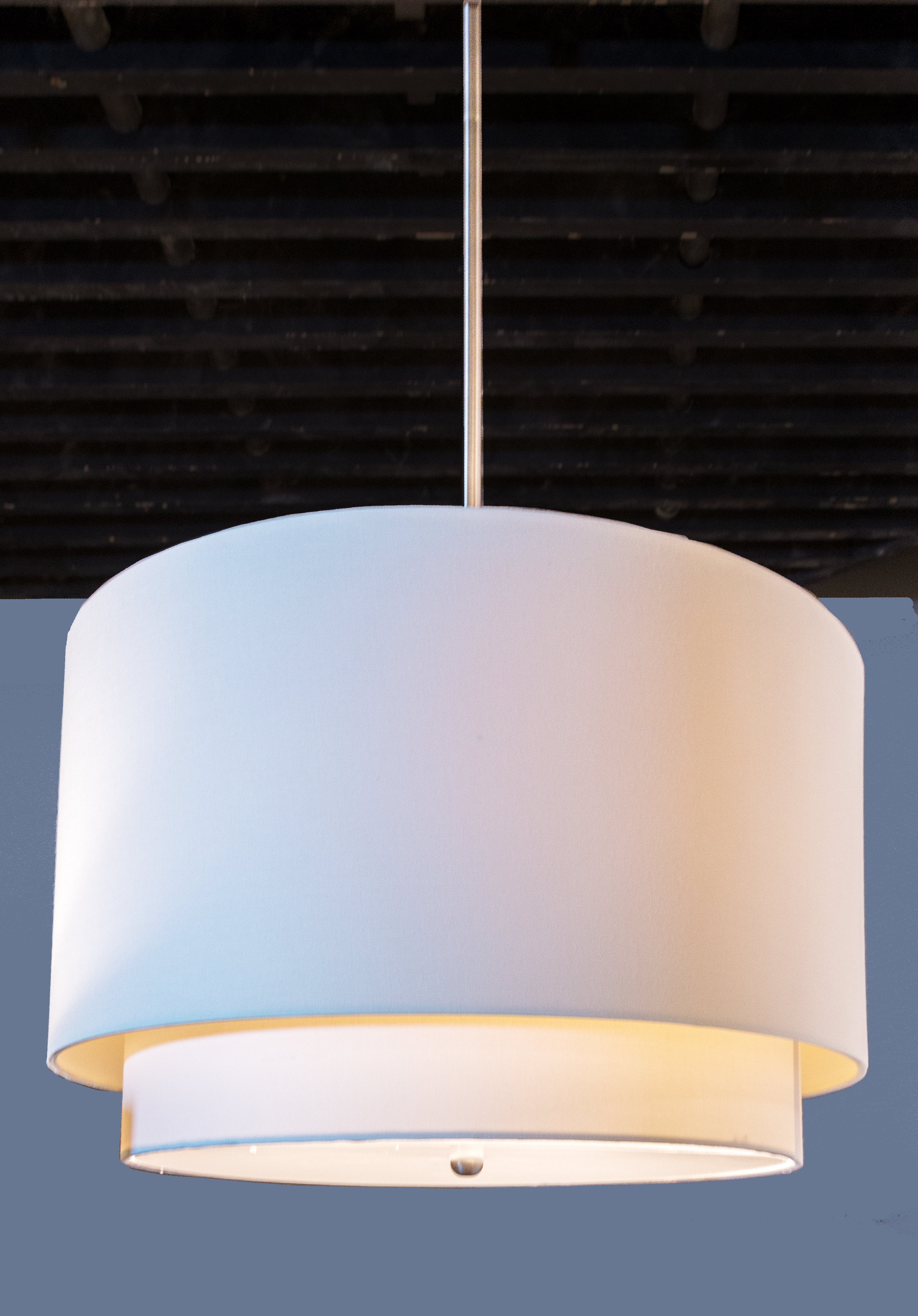 Most Recently Released Friedland 3 Light Drum Tiered Pendants Inside Friedland 3 Light Drum Tiered Pendant (View 3 of 25)