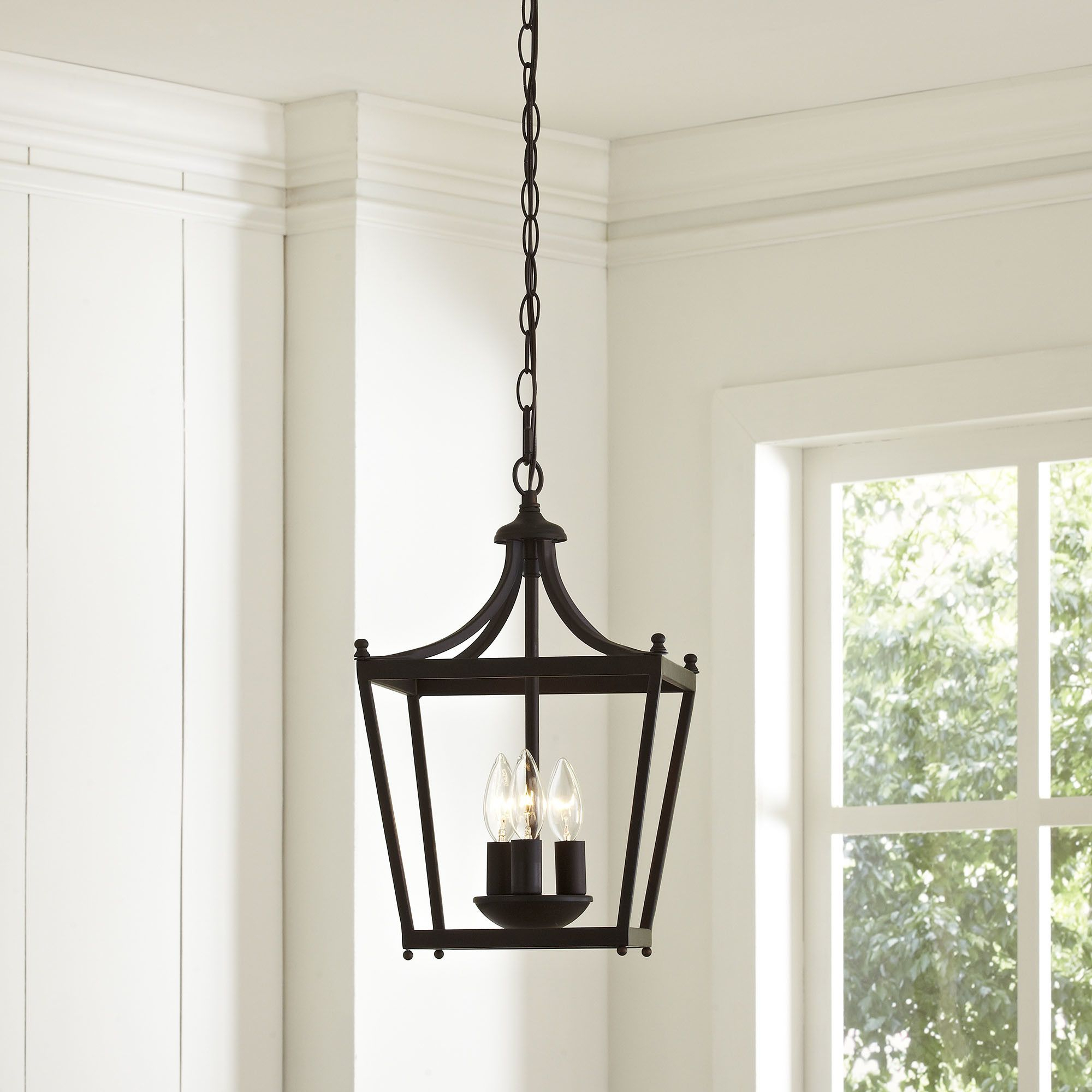 Most Recently Released Gabriella 3 Light Lantern Chandeliers Pertaining To Gabriella 3 Light Lantern Chandelier (View 19 of 25)