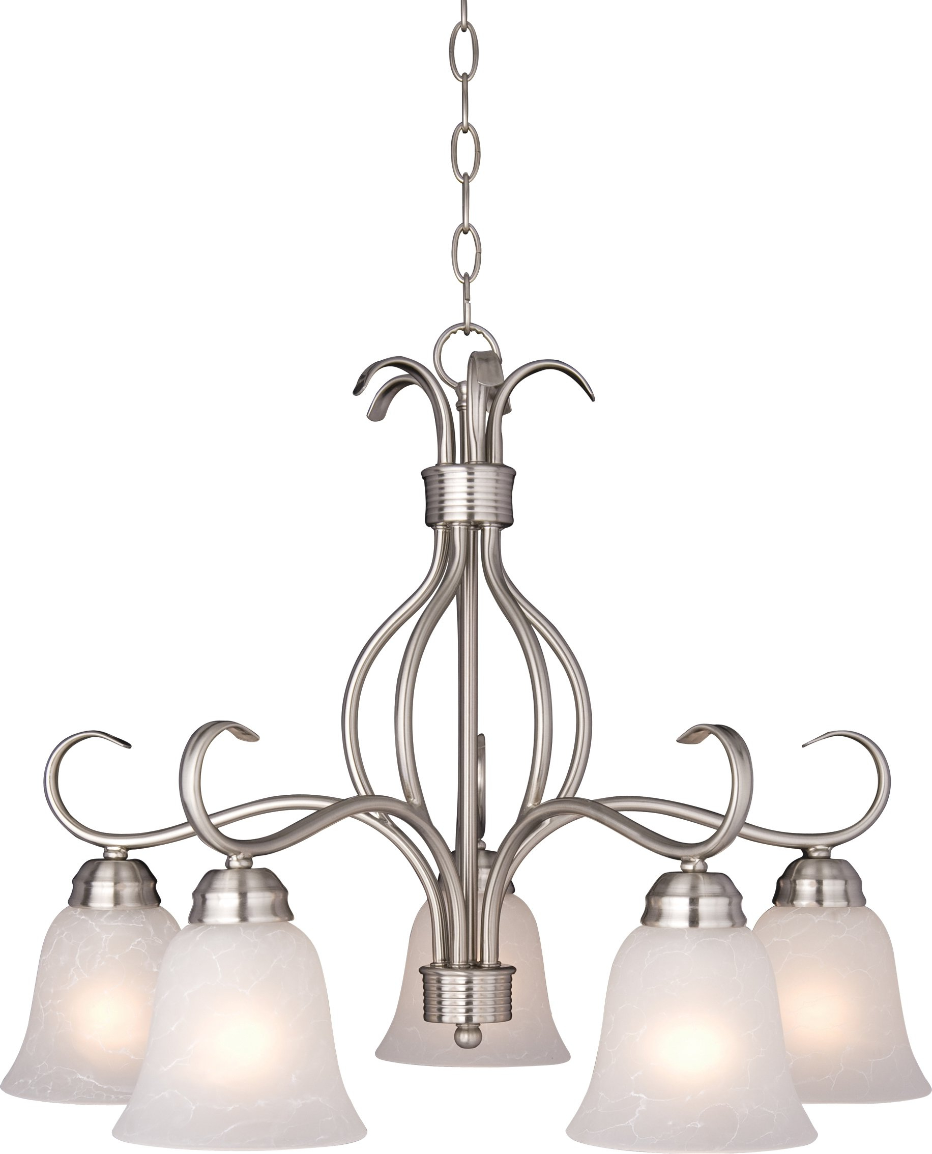 Most Recently Released Gaines 5 Light Shaded Chandeliers Throughout Wehr 5 Light Shaded Chandelier (View 20 of 25)