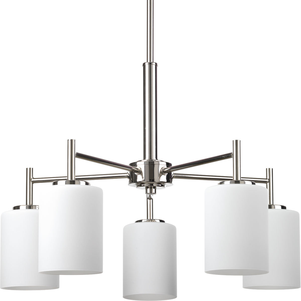 Most Recently Released Knouse 5 Light Shaded Chandelier Intended For Thresa 5 Light Shaded Chandeliers (View 8 of 25)
