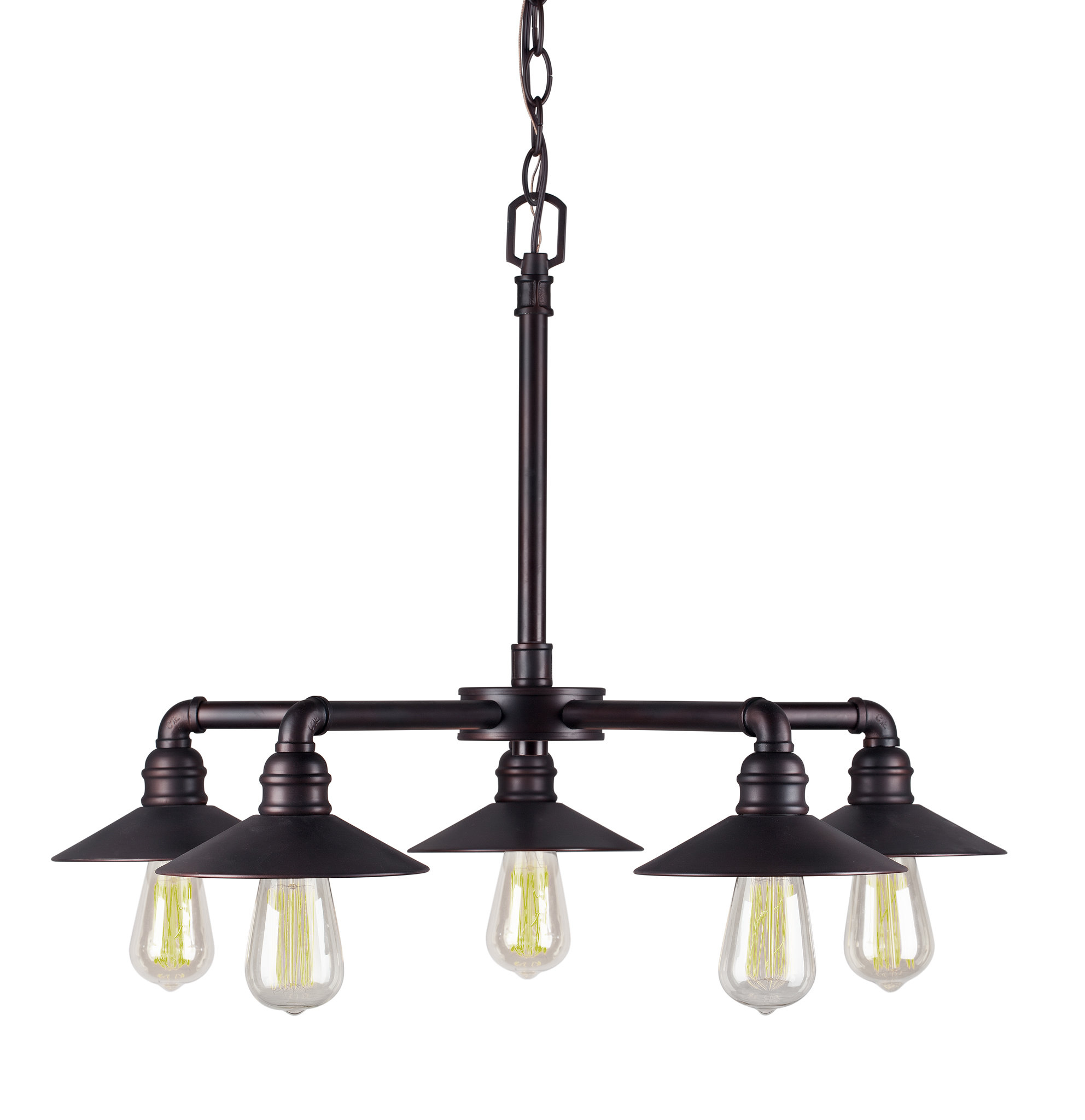 Most Recently Released Renninger 5 Light Novelty Chandelier For Alayna 4 Light Shaded Chandeliers (View 7 of 25)