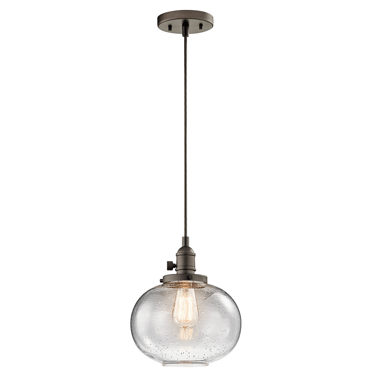 Most Up To Date Antioch 1 Light Single Globe Pendant Within Abordale 1 Light Single Dome Pendants (View 17 of 25)