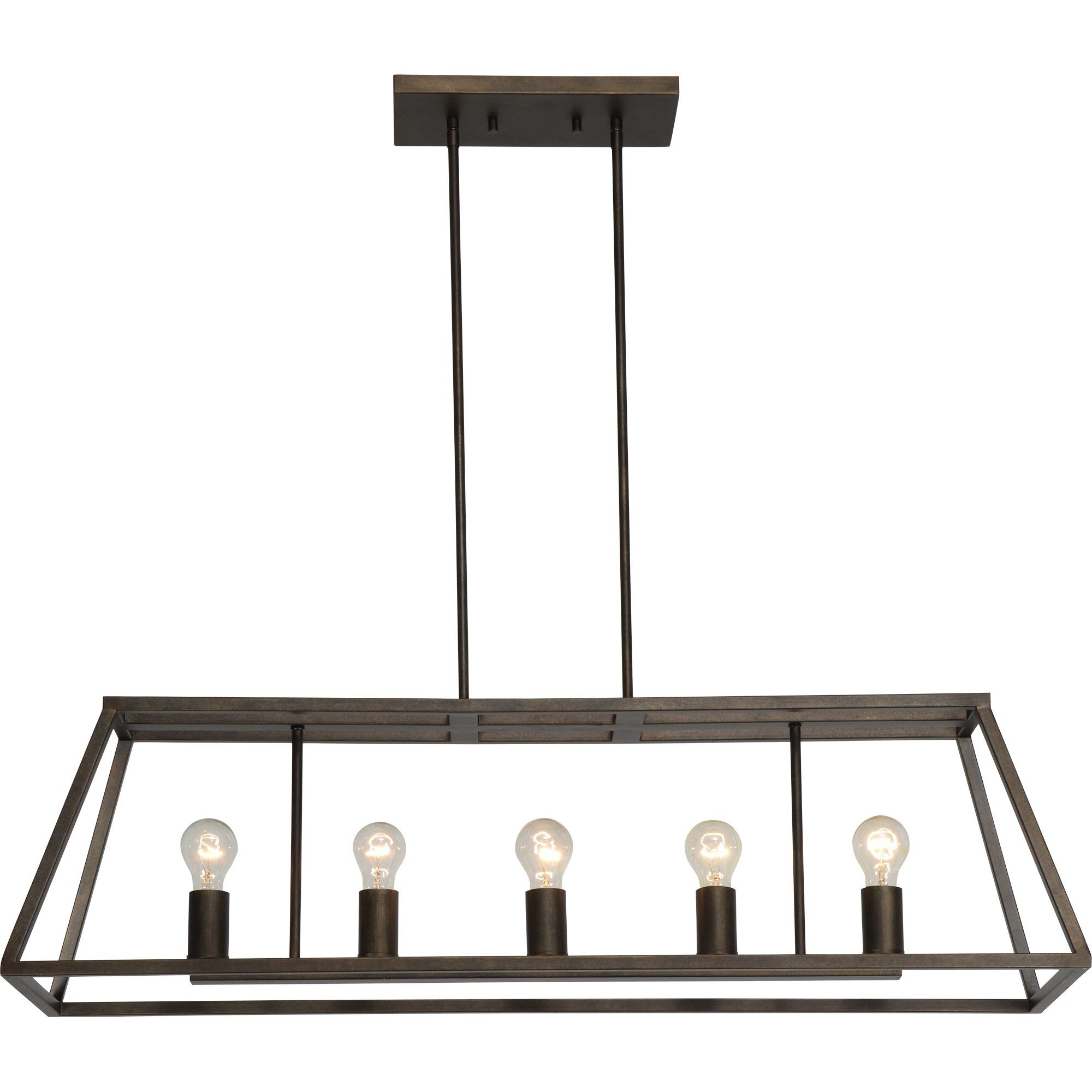 Most Up To Date Carmen 6 Light Kitchen Island Linear Pendants For Heatherton $ (View 11 of 25)