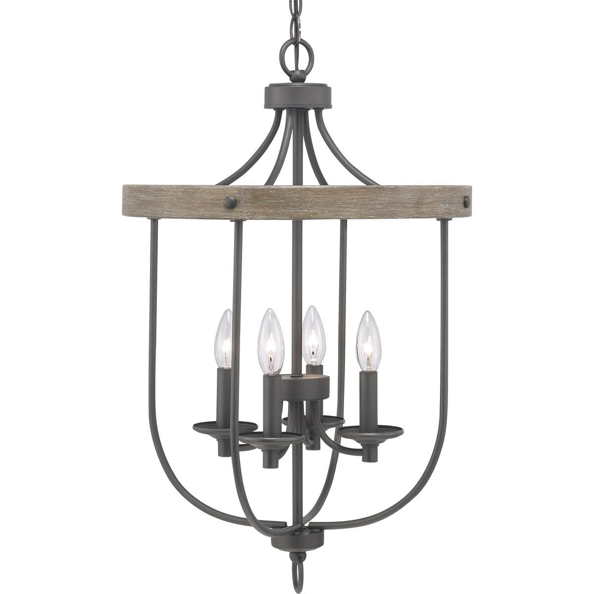 Most Up To Date Carmen 8 Light Lantern Tiered Pendants Pertaining To Gulliver Collection Four Light Foyer In  (View 18 of 25)