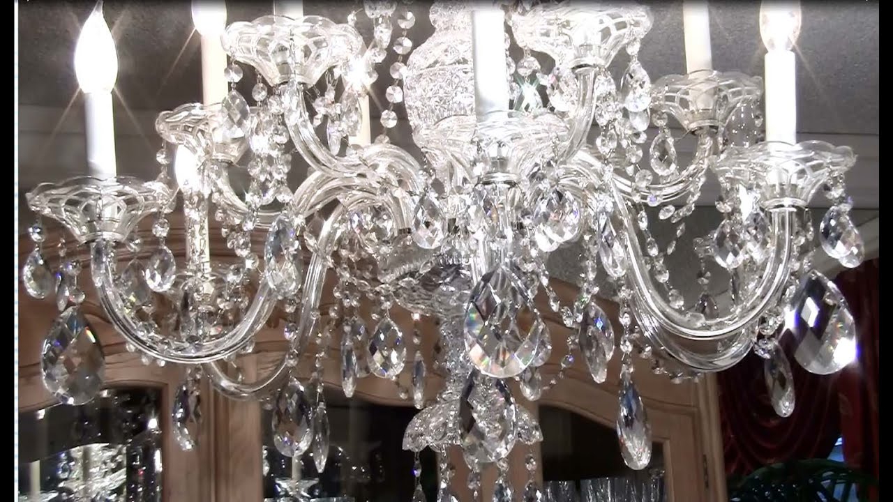 Most Up To Date Clea 3 Light Crystal Chandeliers Pertaining To How To Clean A Crystal Chandelier (View 13 of 25)