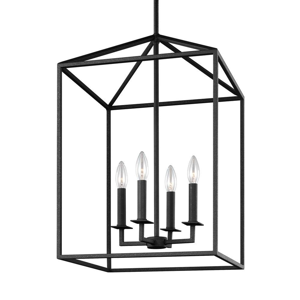 Most Up To Date Finnick 4 Light Foyer Pendants Intended For Perryton 12.25 In. W (View 16 of 25)