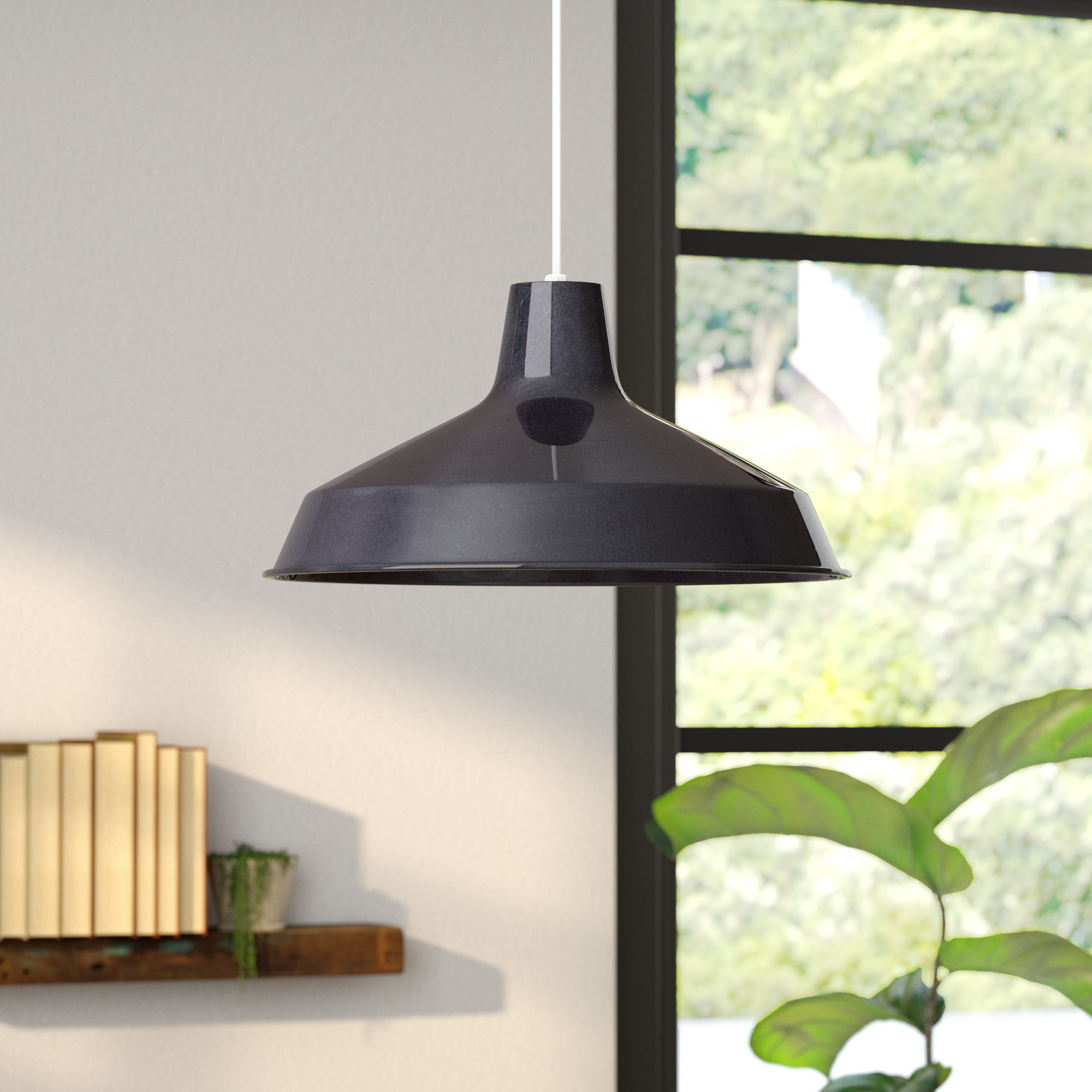 Most Up To Date Gattis 1 Light Dome Pendant Regarding Conover 1 Light Dome Pendants (View 17 of 25)