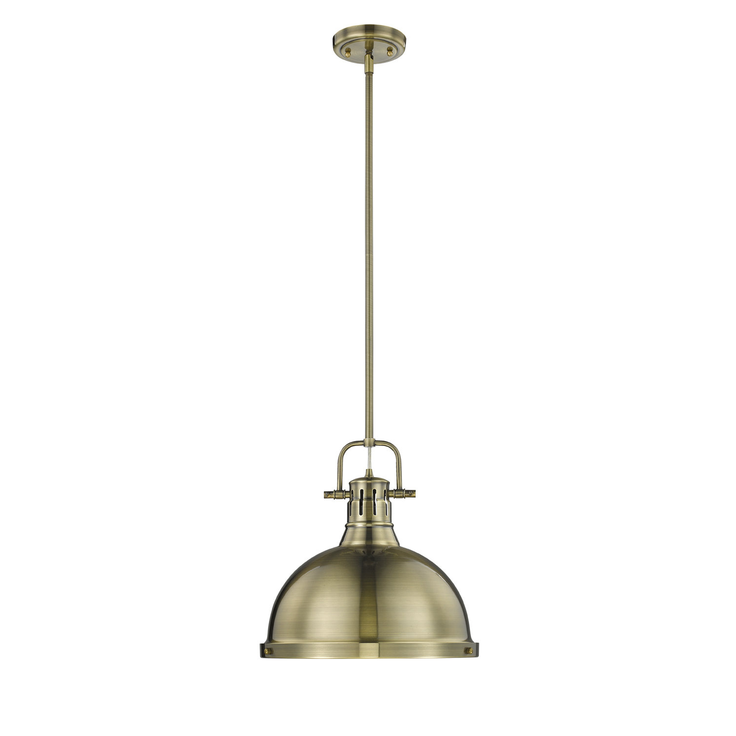 Most Up To Date Knoxville 1 Light Single Teardrop Pendants With Regard To Bodalla 1 Light Single Dome Pendant (View 21 of 25)