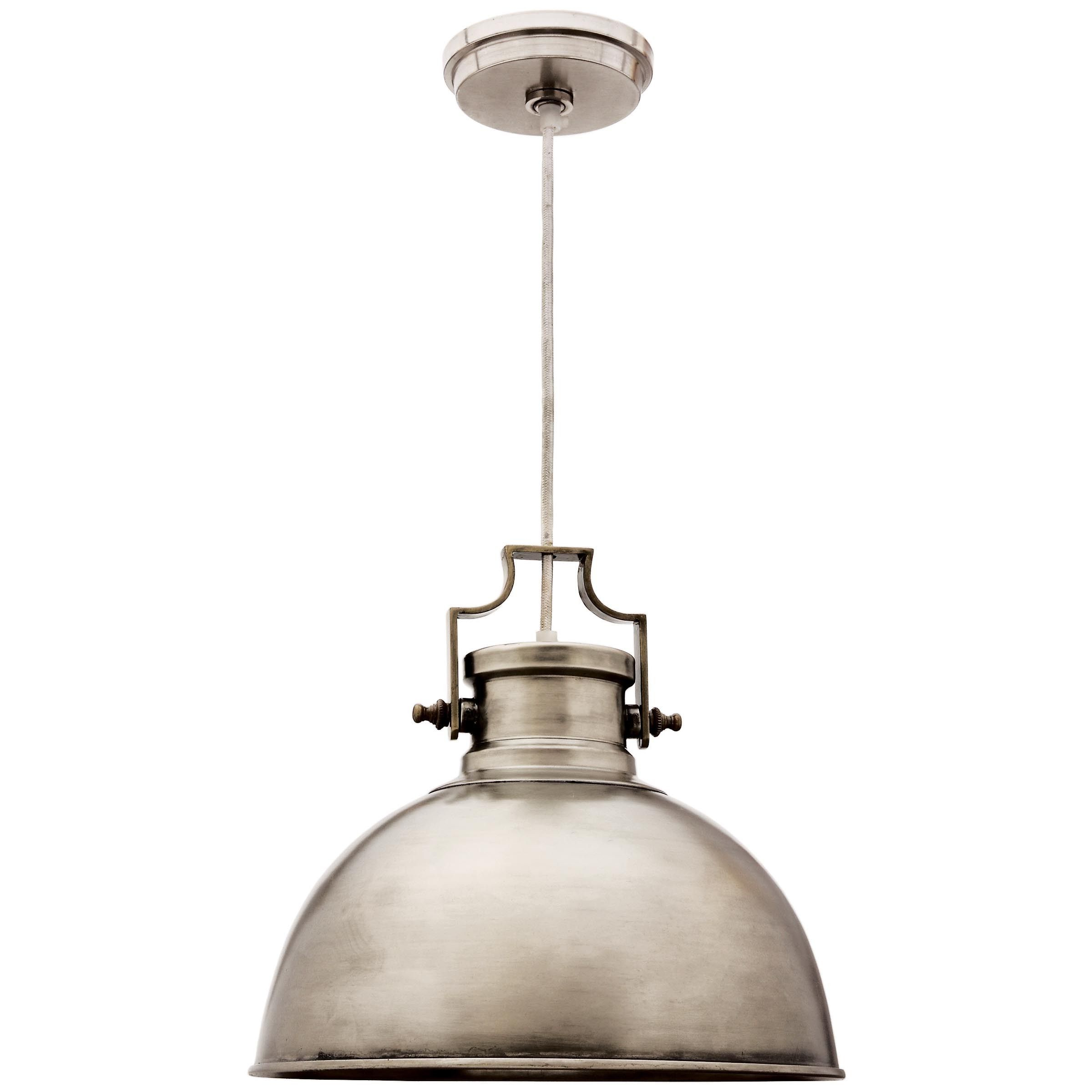 Most Up To Date Nautically Inspired, Camden Is A Stunningly Designed Pendant Throughout Mueller 1 Light Single Dome Pendants (View 15 of 25)
