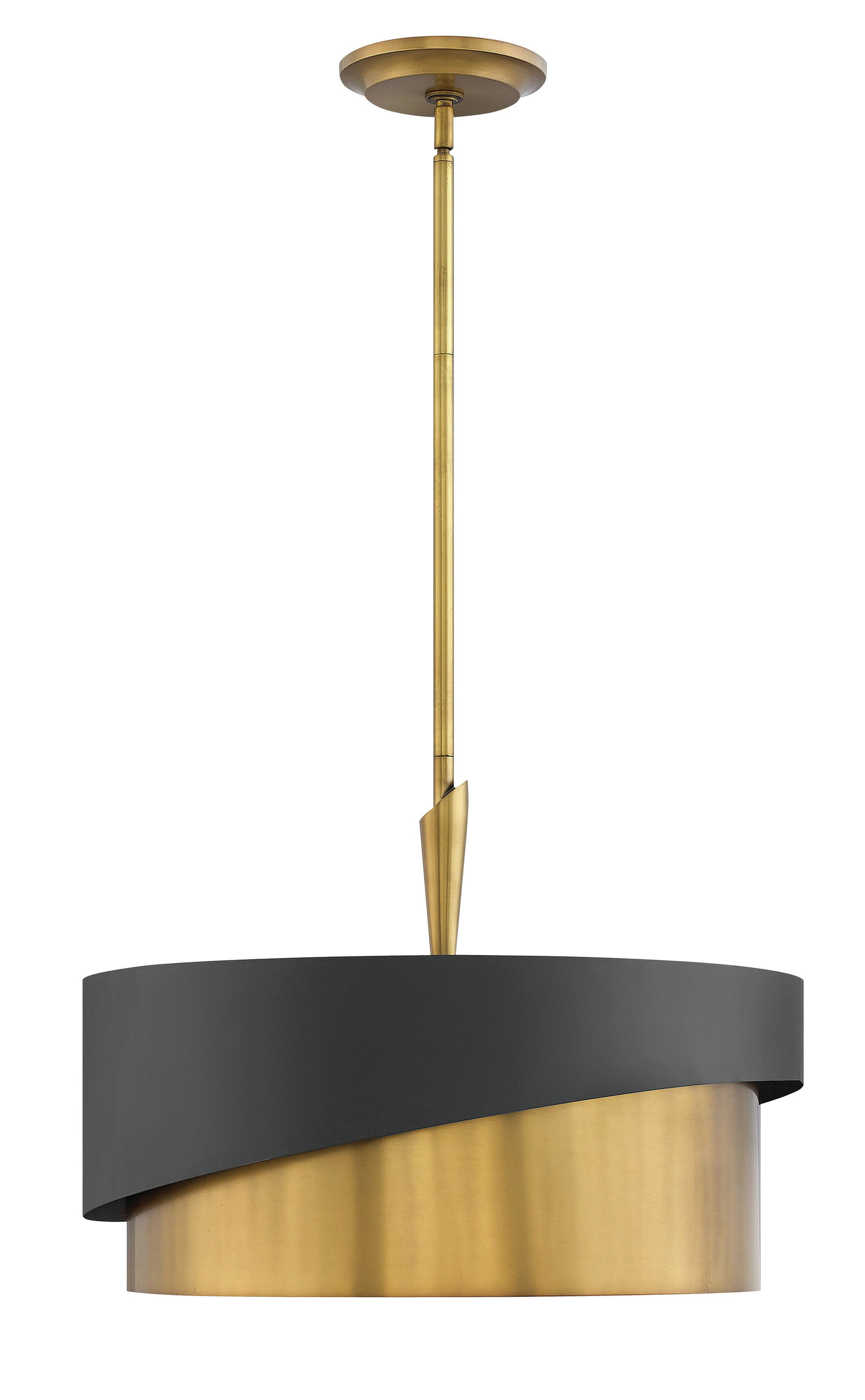 Most Up To Date Retzlaff 3 Light Drum Chandelier Intended For Breithaup 7 Light Drum Chandeliers (View 18 of 25)
