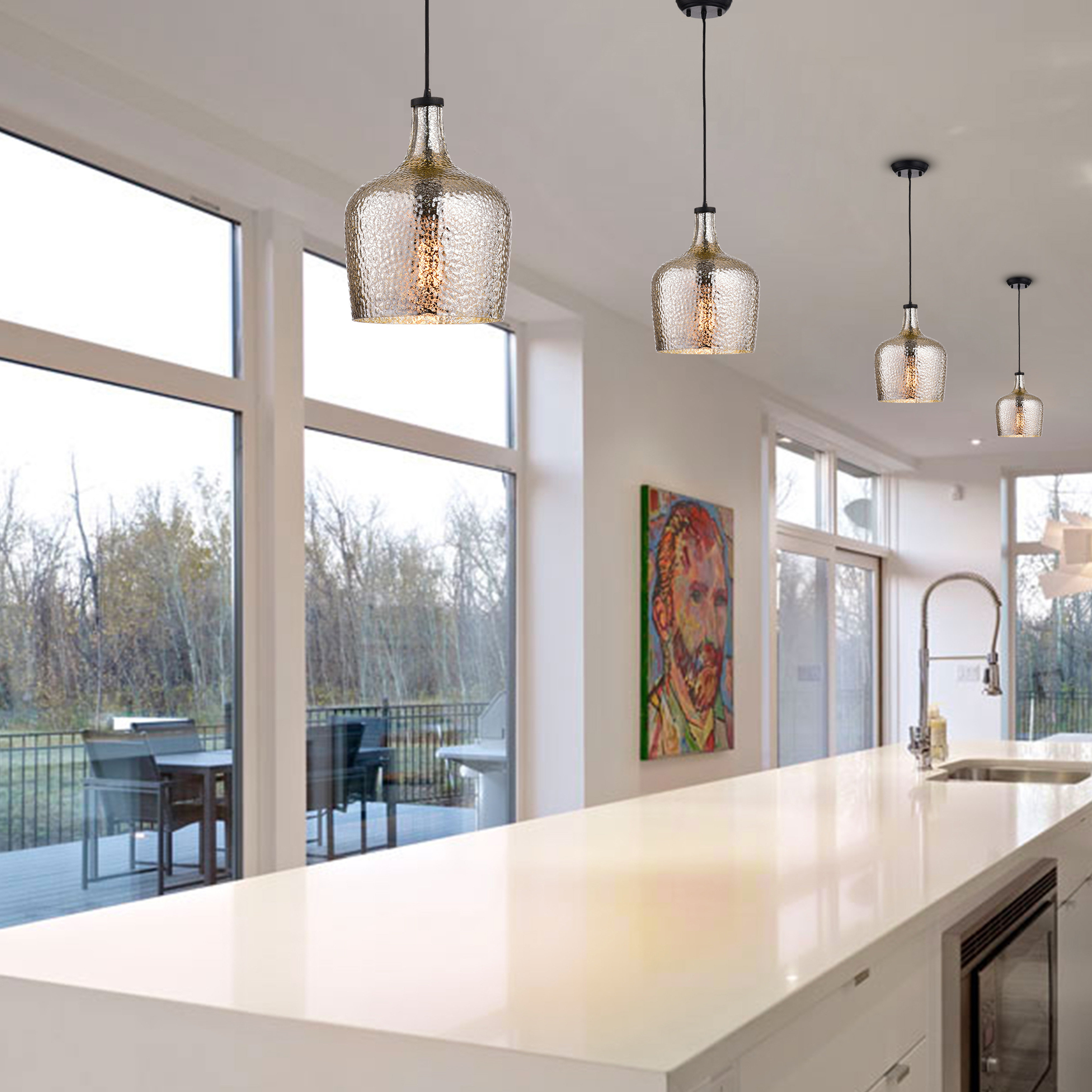 Most Up To Date Scruggs 1 Light Geometric Pendant With Regard To Sussex 1 Light Single Geometric Pendants (View 8 of 25)