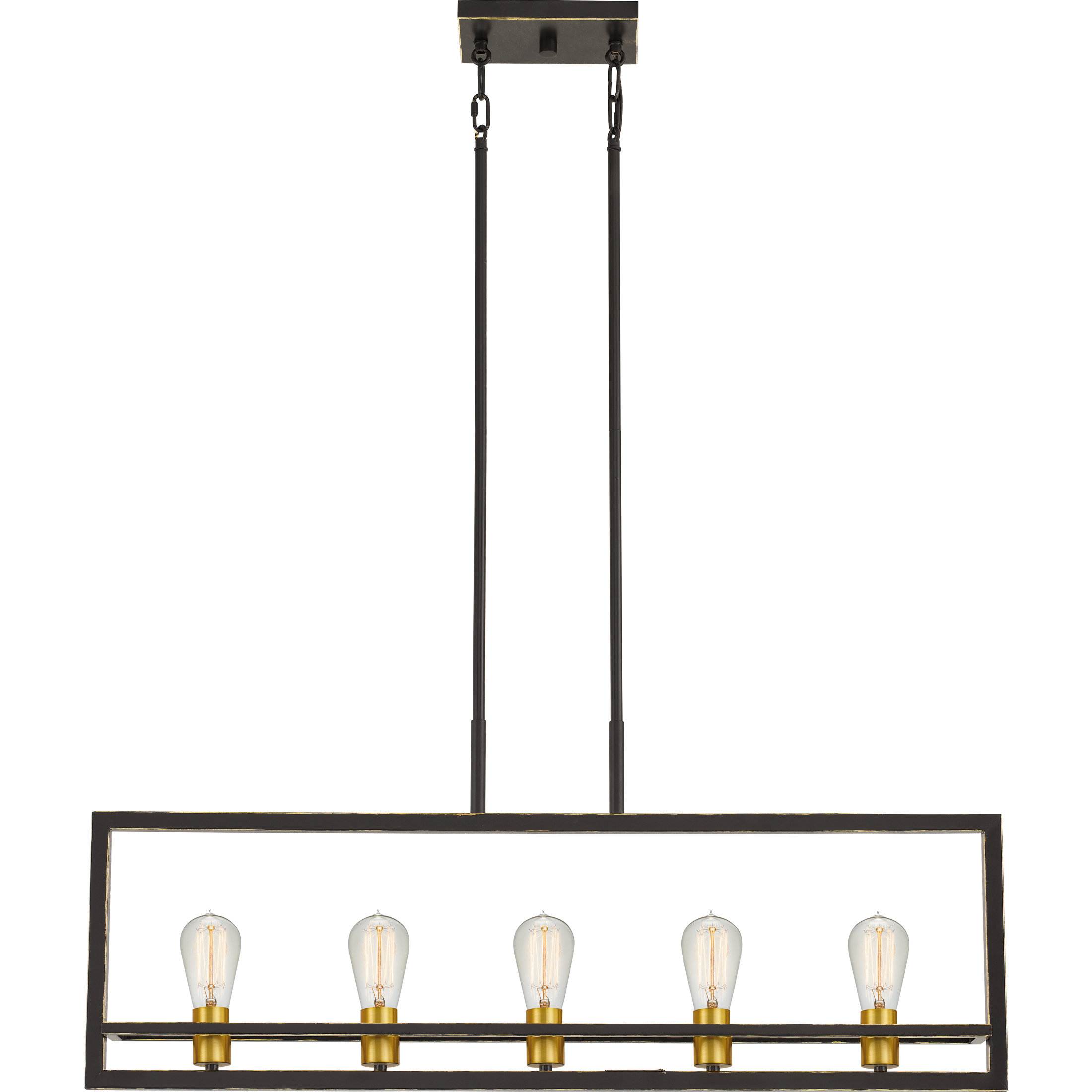 Most Up To Date Theophania 5 Light Square/rectangle Chandelier Pertaining To Tabit 5 Light Geometric Chandeliers (View 4 of 25)