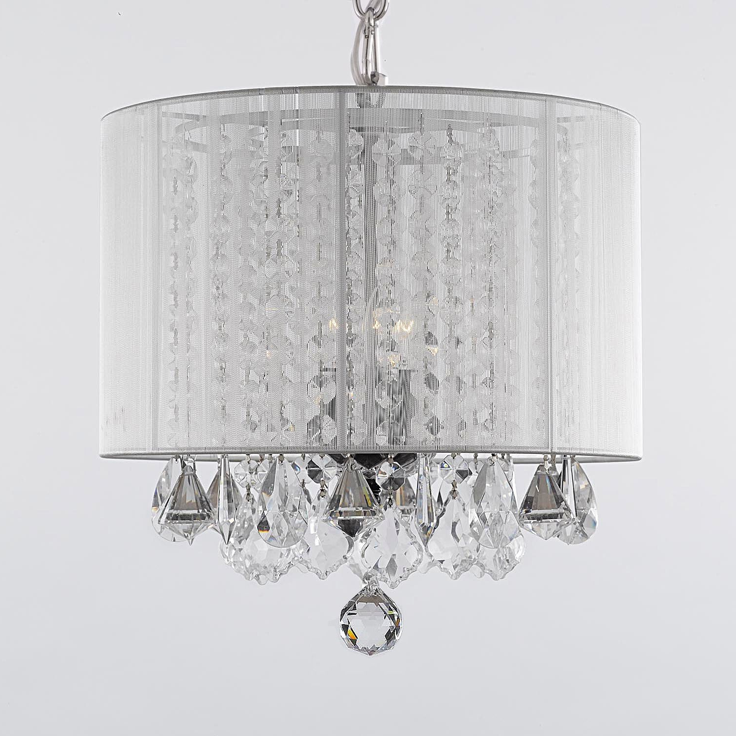 Most Up To Date Your Dining Room Will Gain A Sophisticated Air With This With Benedetto 5 Light Crystal Chandeliers (View 16 of 25)