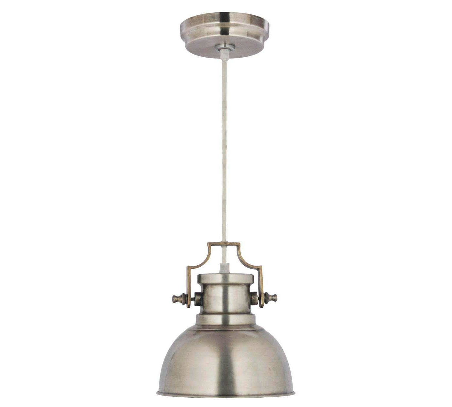 Mueller 1 Light Single Dome Pendants Within Most Recent Jules 1 Light Single Dome Pendant (View 22 of 25)