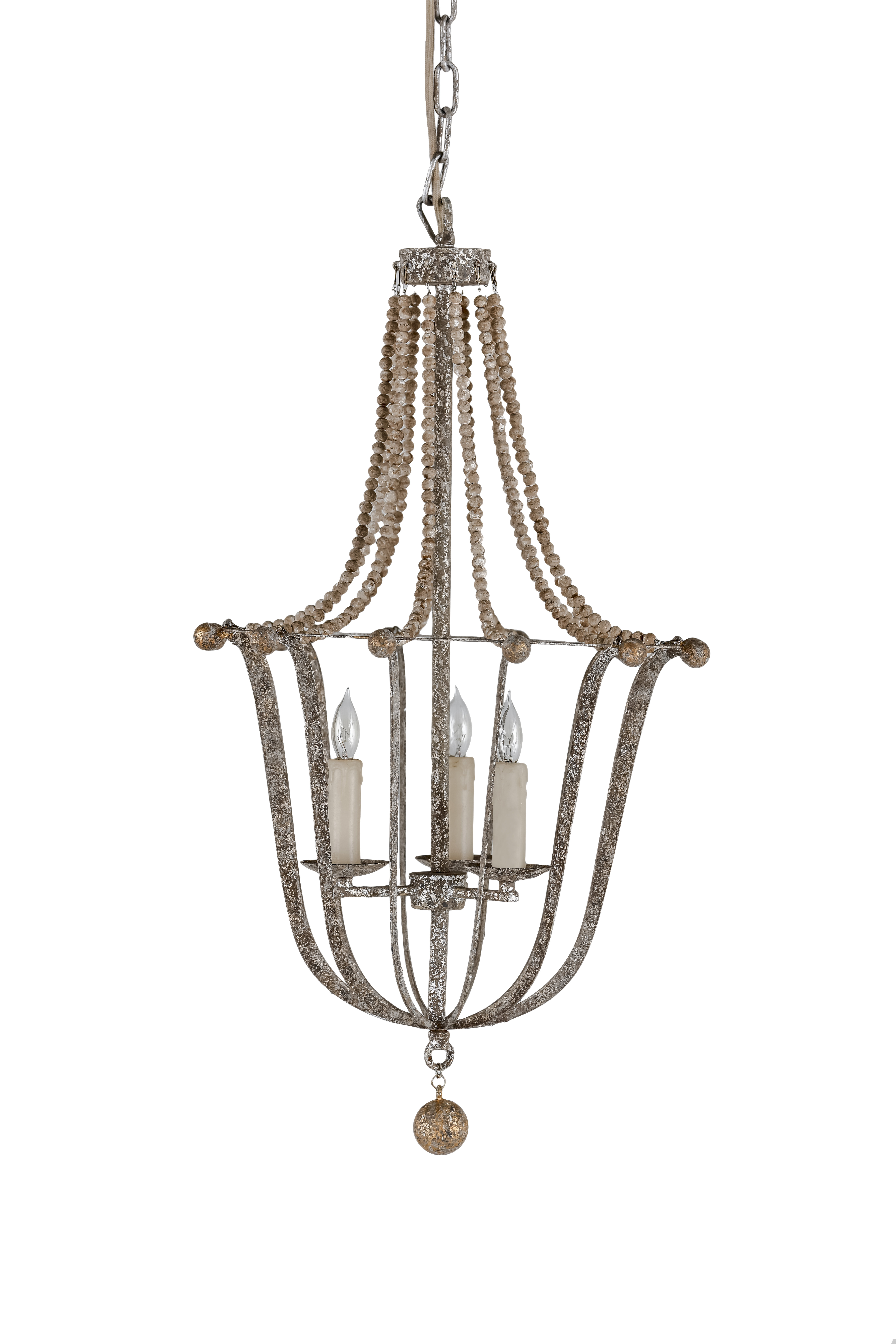 Nehemiah 3 Light Empire Chandeliers Throughout Favorite Jenna 3 Light Empire Chandelier (View 13 of 25)