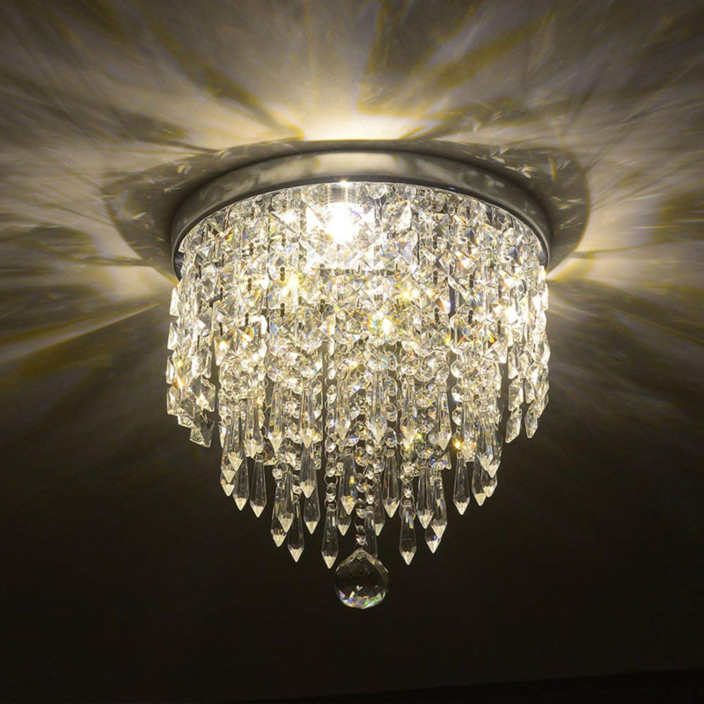 Nehemiah 3-Light Empire Chandeliers within Fashionable 25+ Cheap Stunning Bathroom Chandeliers To Buy Now