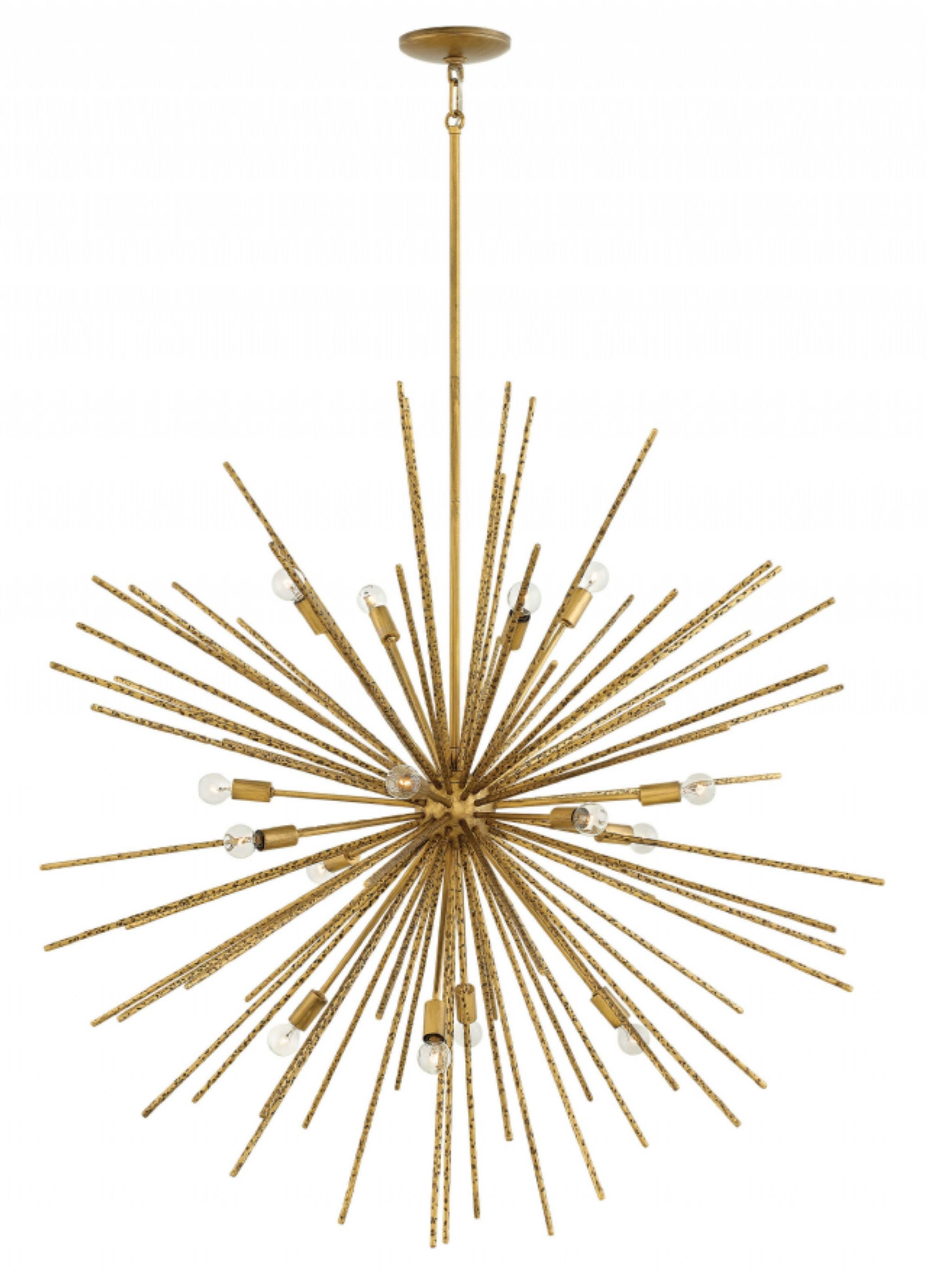 Nelly 12 Light Sputnik Chandeliers Pertaining To Recent Tryst 16 Light Sputnik Chandelier (View 16 of 25)