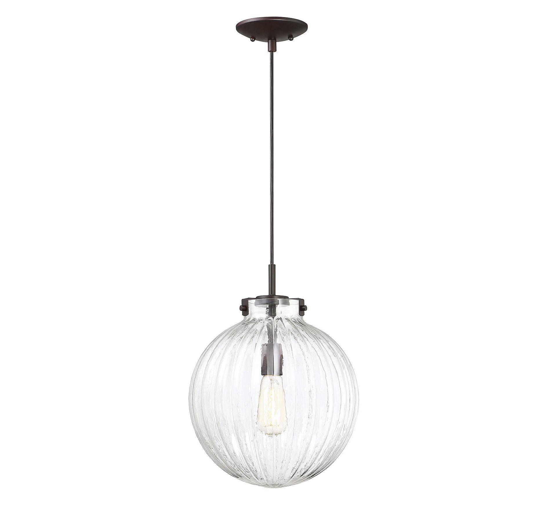 Nevels 1-Light Single Globe Pendant pertaining to Most Current Betsy 1-Light Single Globe Pendants