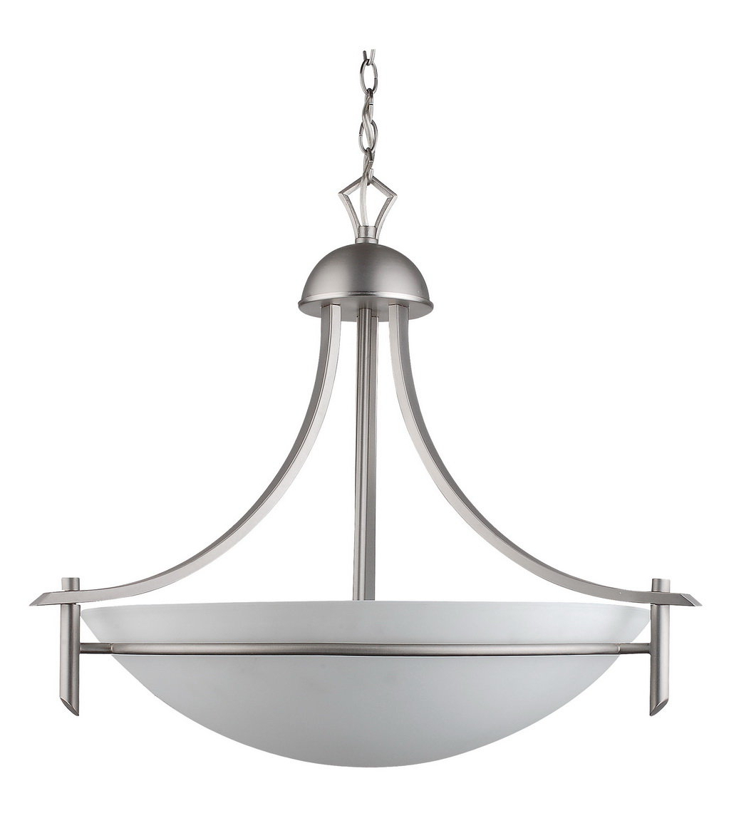 Newent 3-Light Single Bowl Pendants pertaining to Best and Newest Kelsey 3-Light Bowl Pendant