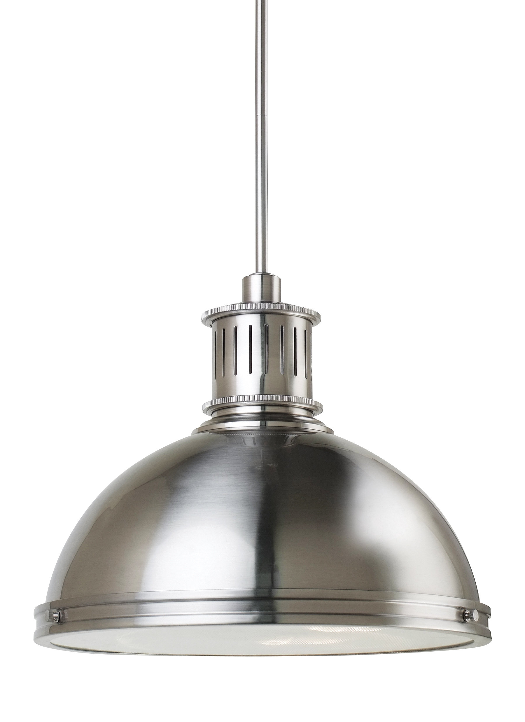 Newest Amara 2-Light Dome Pendants pertaining to Amara 3-Light Dome Pendant